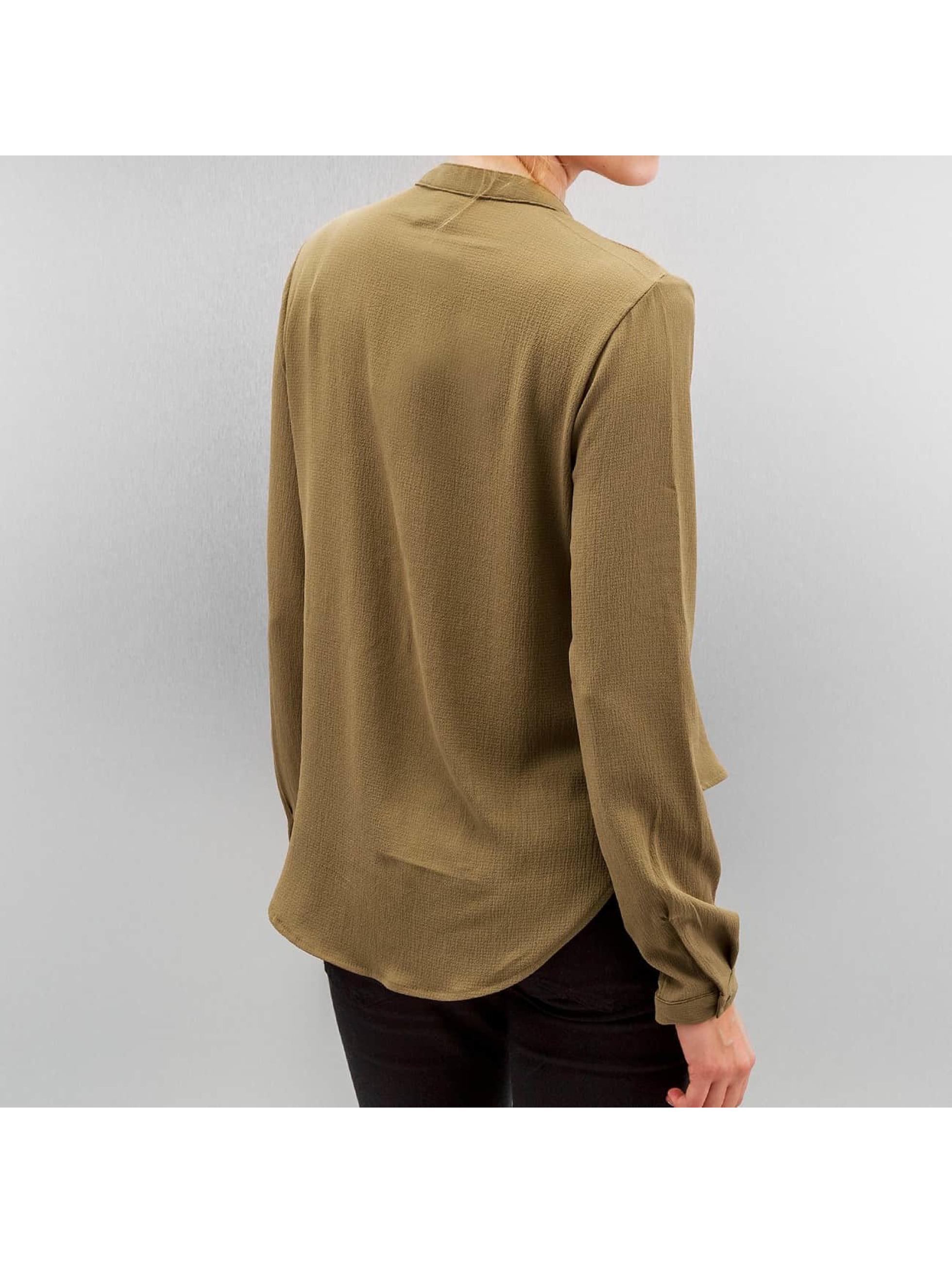 Vero Moda Bluse vmFiona braun