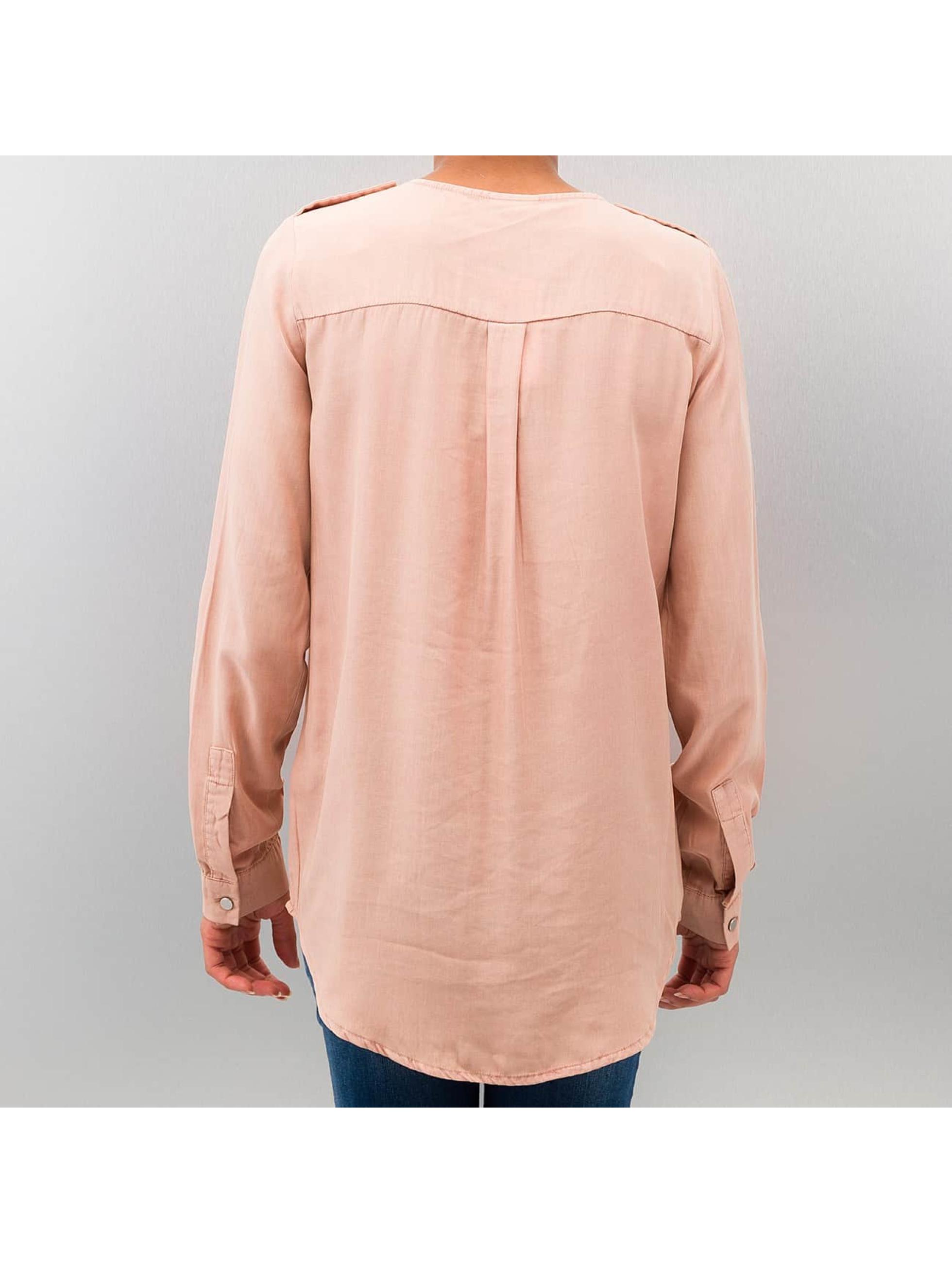 Vero Moda Bluse vmCobra rosa