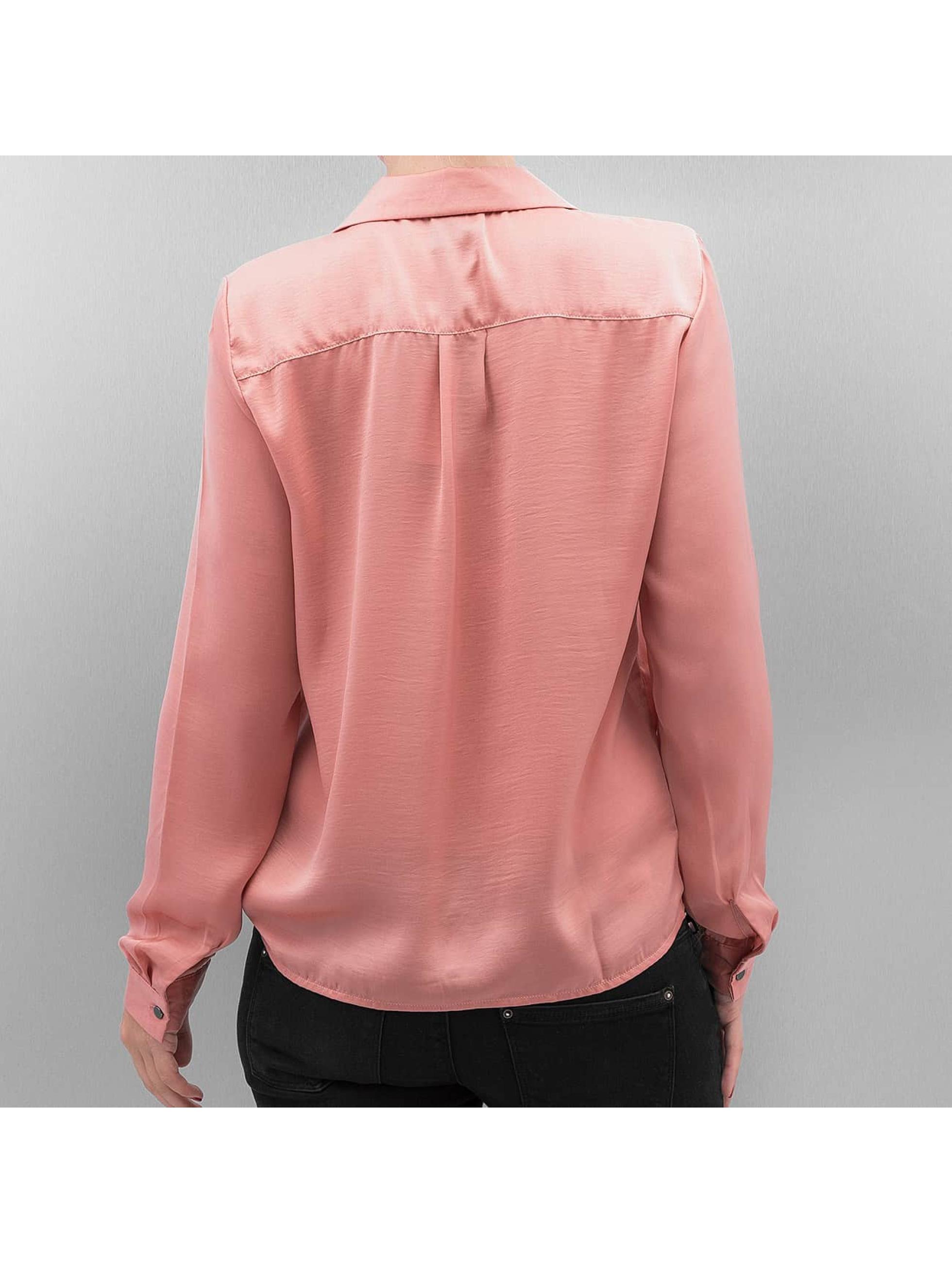 Vero Moda Bluse VMIbi Alba rosa