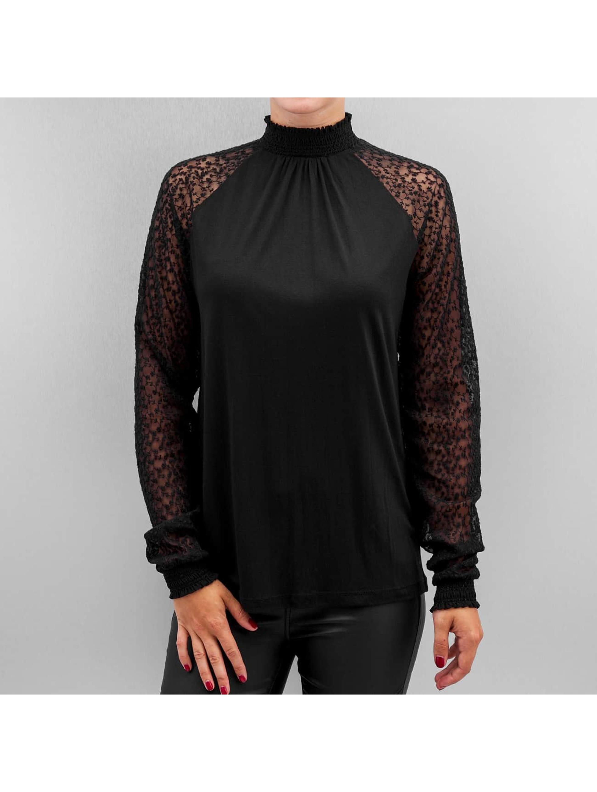 Bluse VMLuna in schwarz