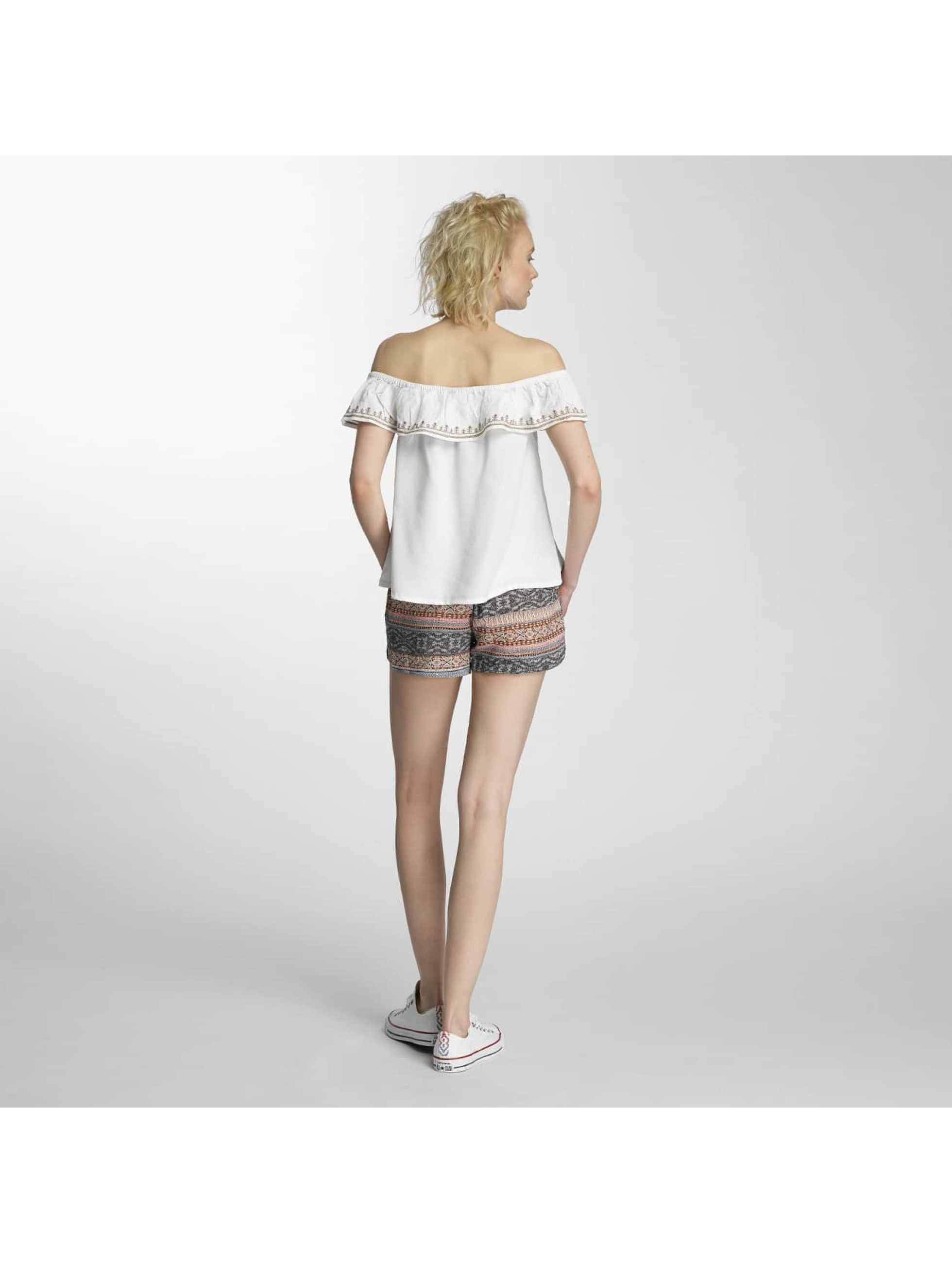 Vero Moda Bluzka/Tuniki vmKatinka bialy