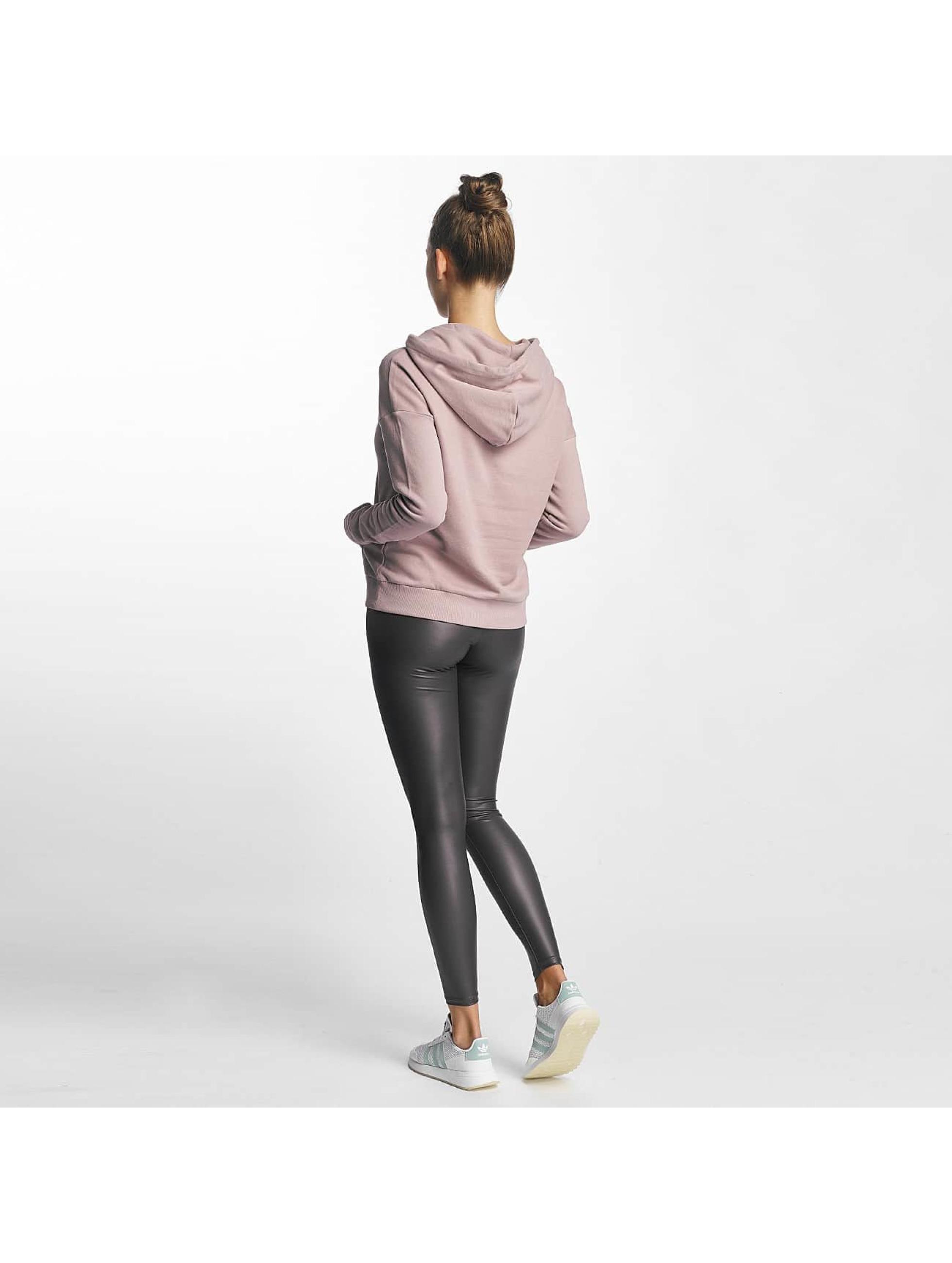 Vero Moda Bluzy z kapturem vmAsha fioletowy