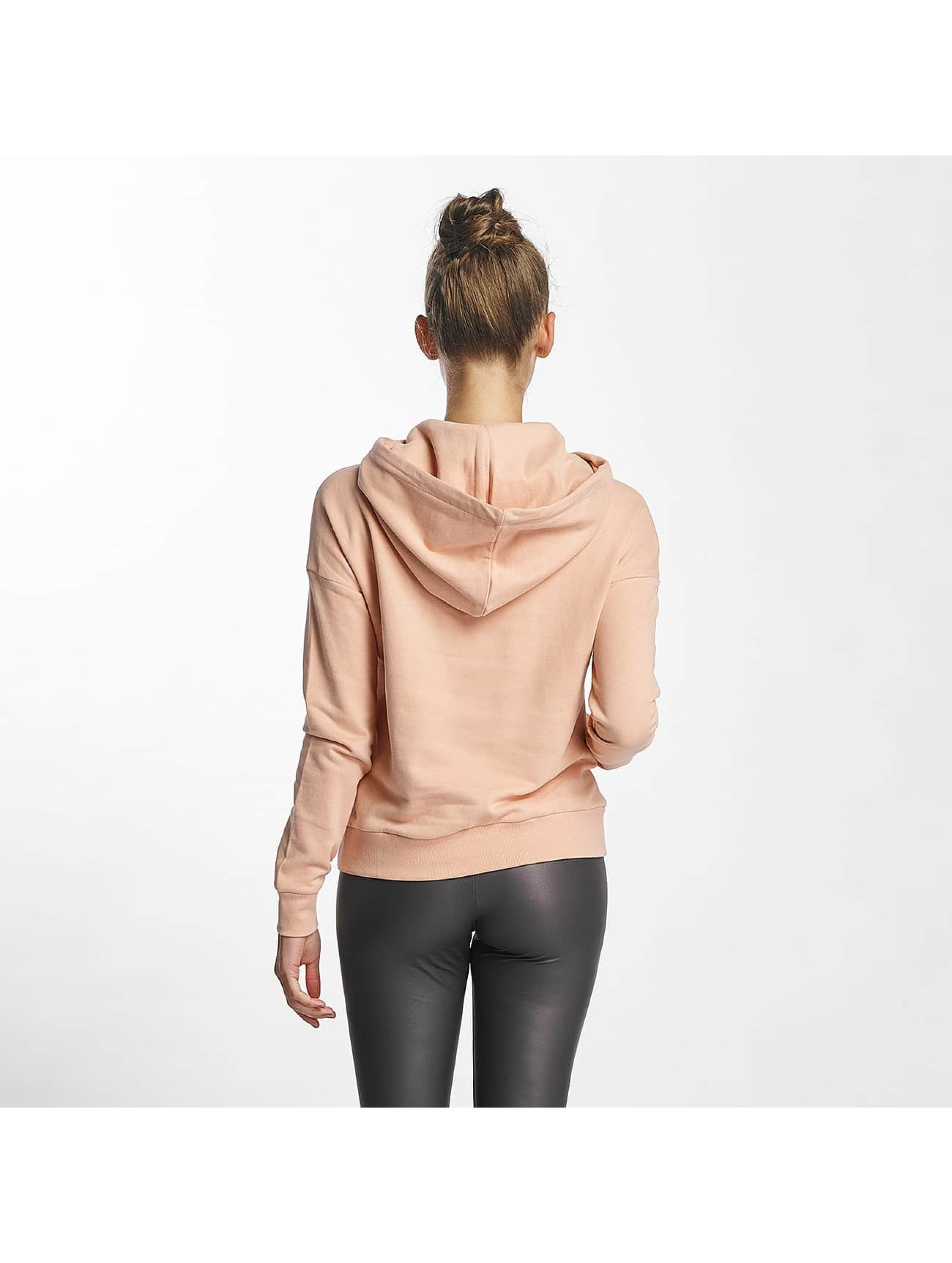 Vero Moda Bluzy z kapturem vmAsha rózowy