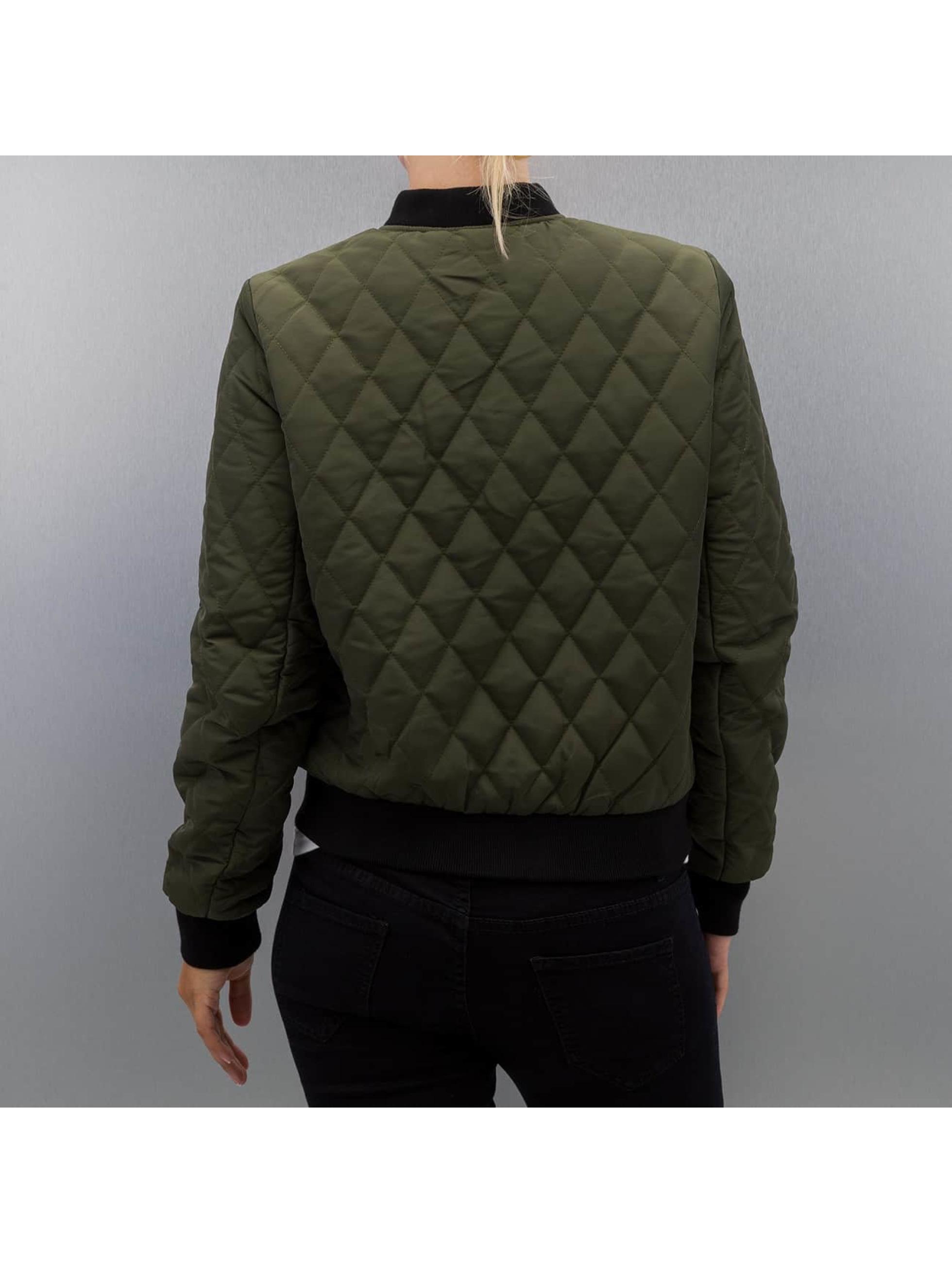 Vero Moda Bomberjack vmMila groen