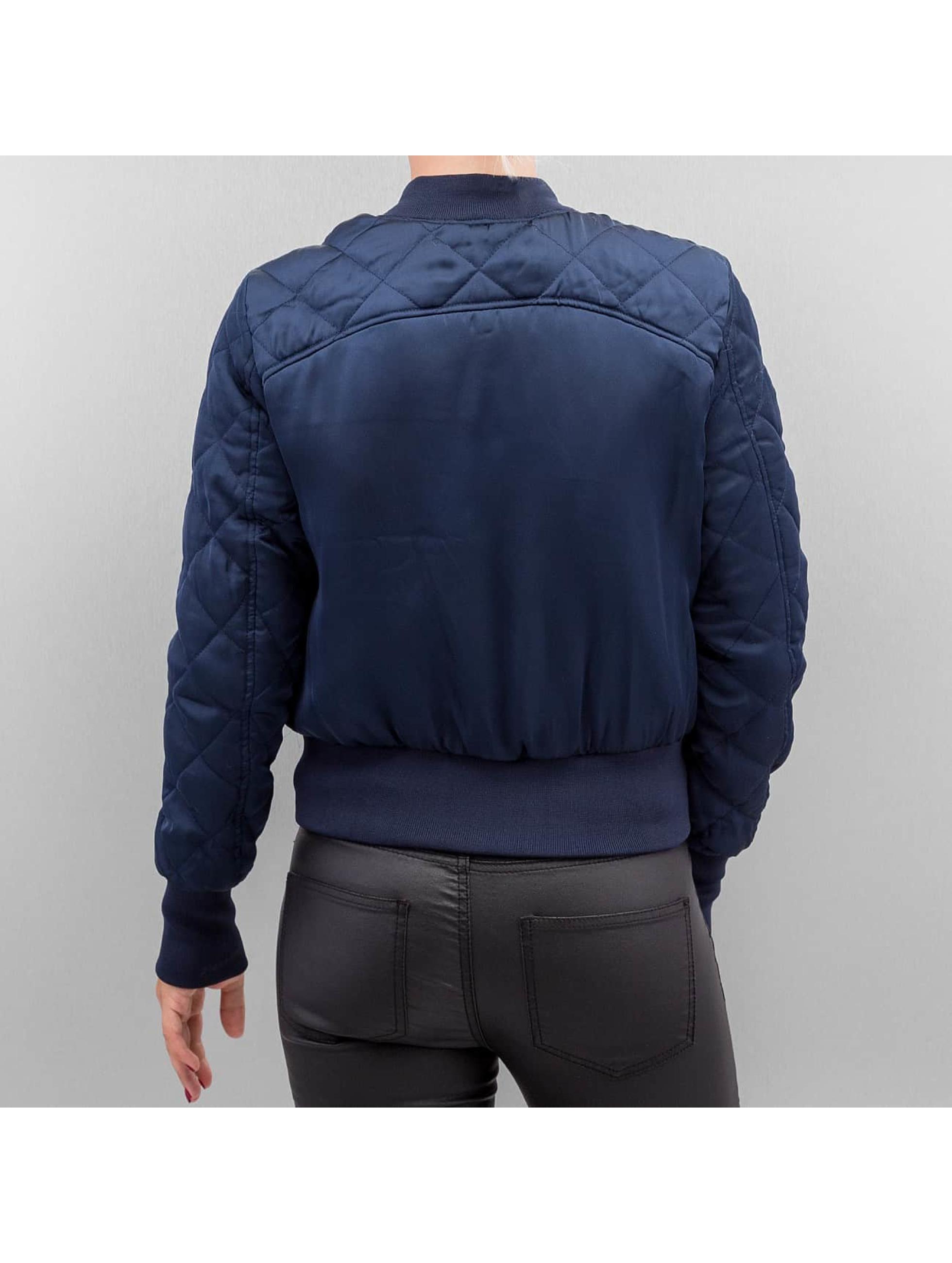 Vero Moda Bomberjacke vmTaras blau