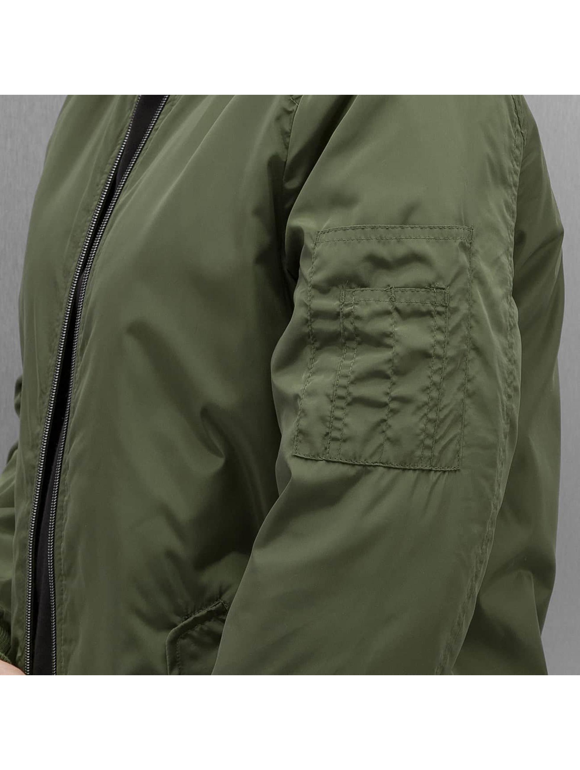 Vero Moda Bomberjacke VMElina grün