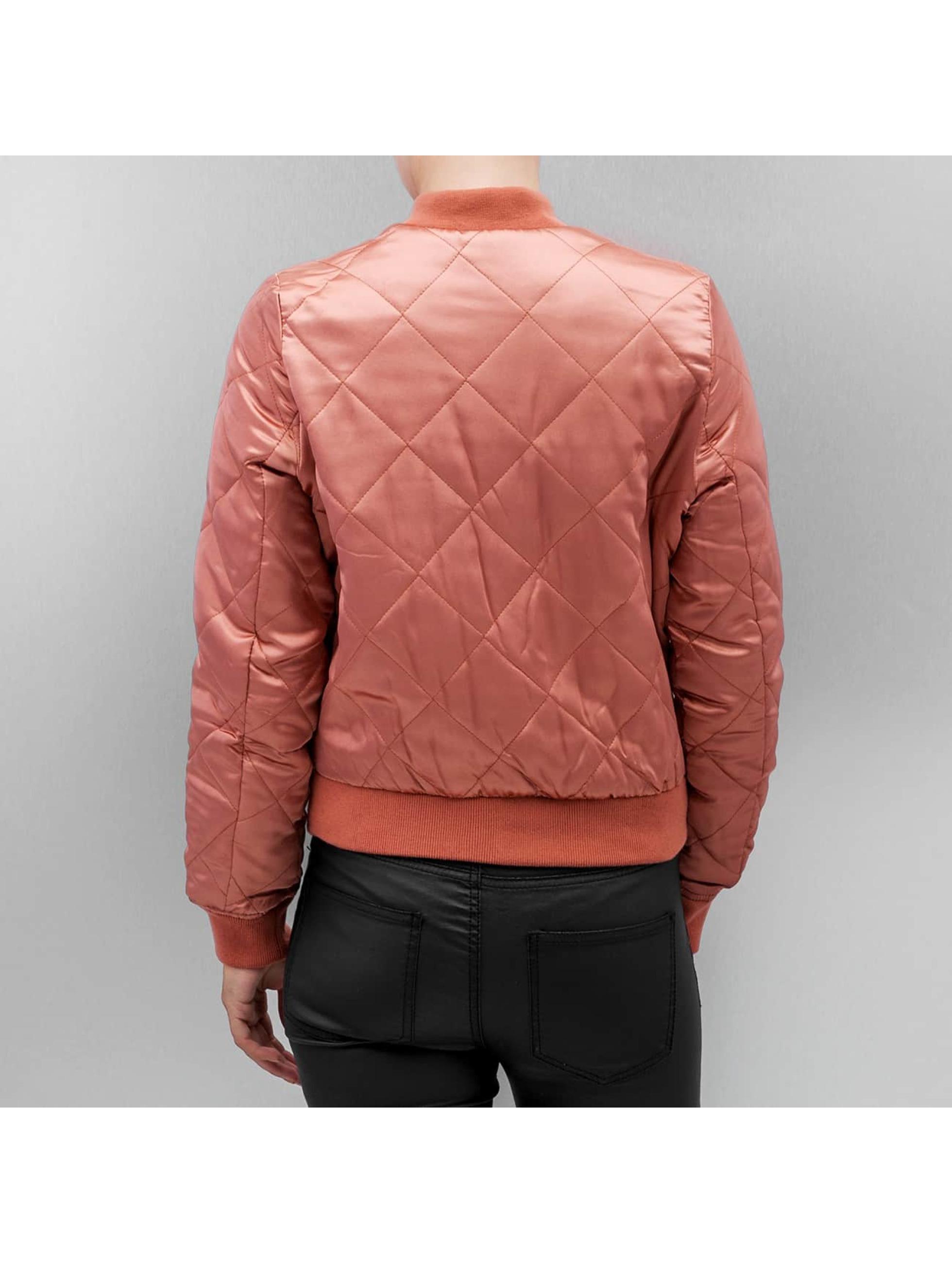 Vero Moda Bomberjacke vmMalou Short rosa