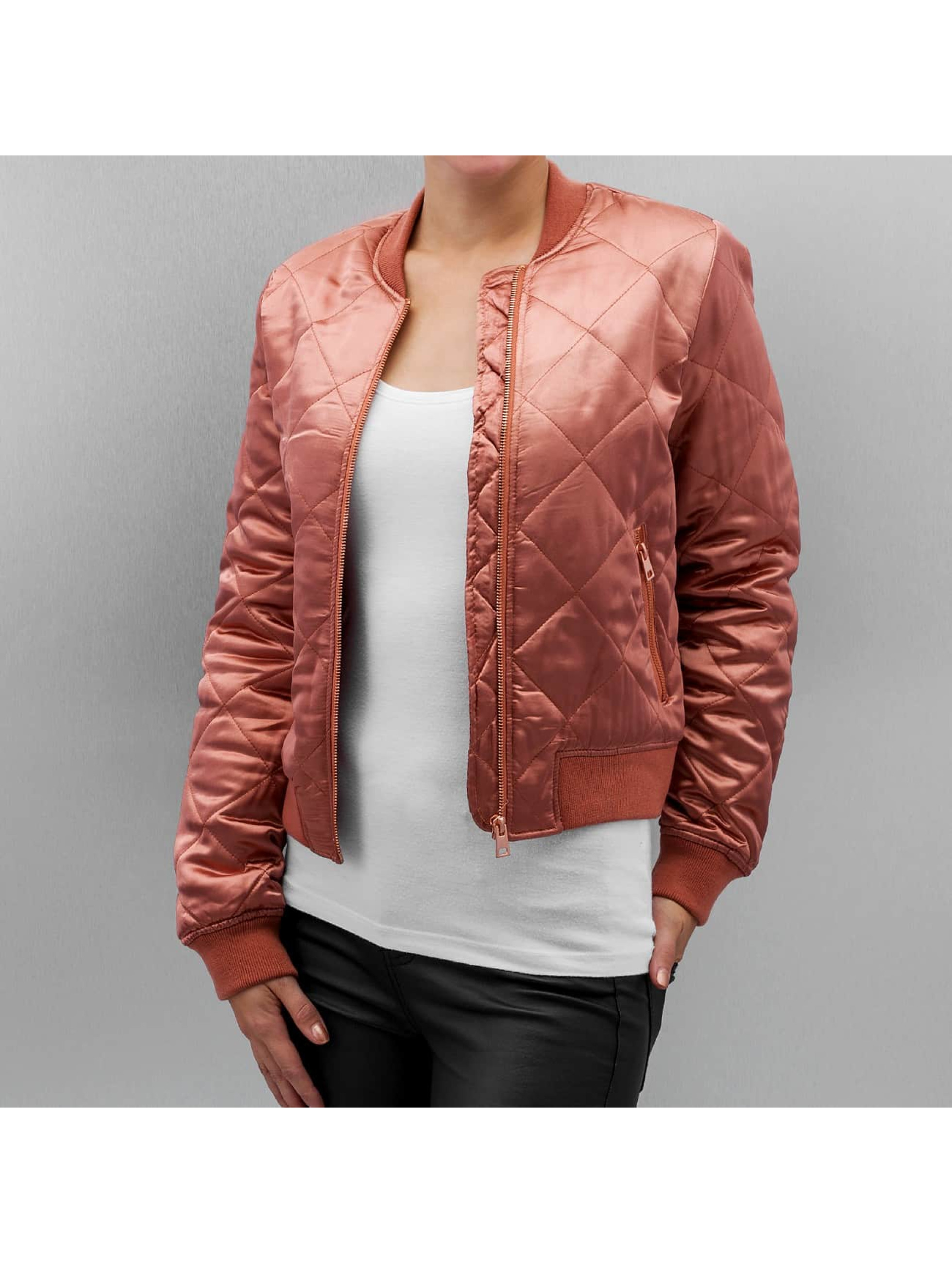 Vero Moda Bomberová bunda vmMalou Short ružová