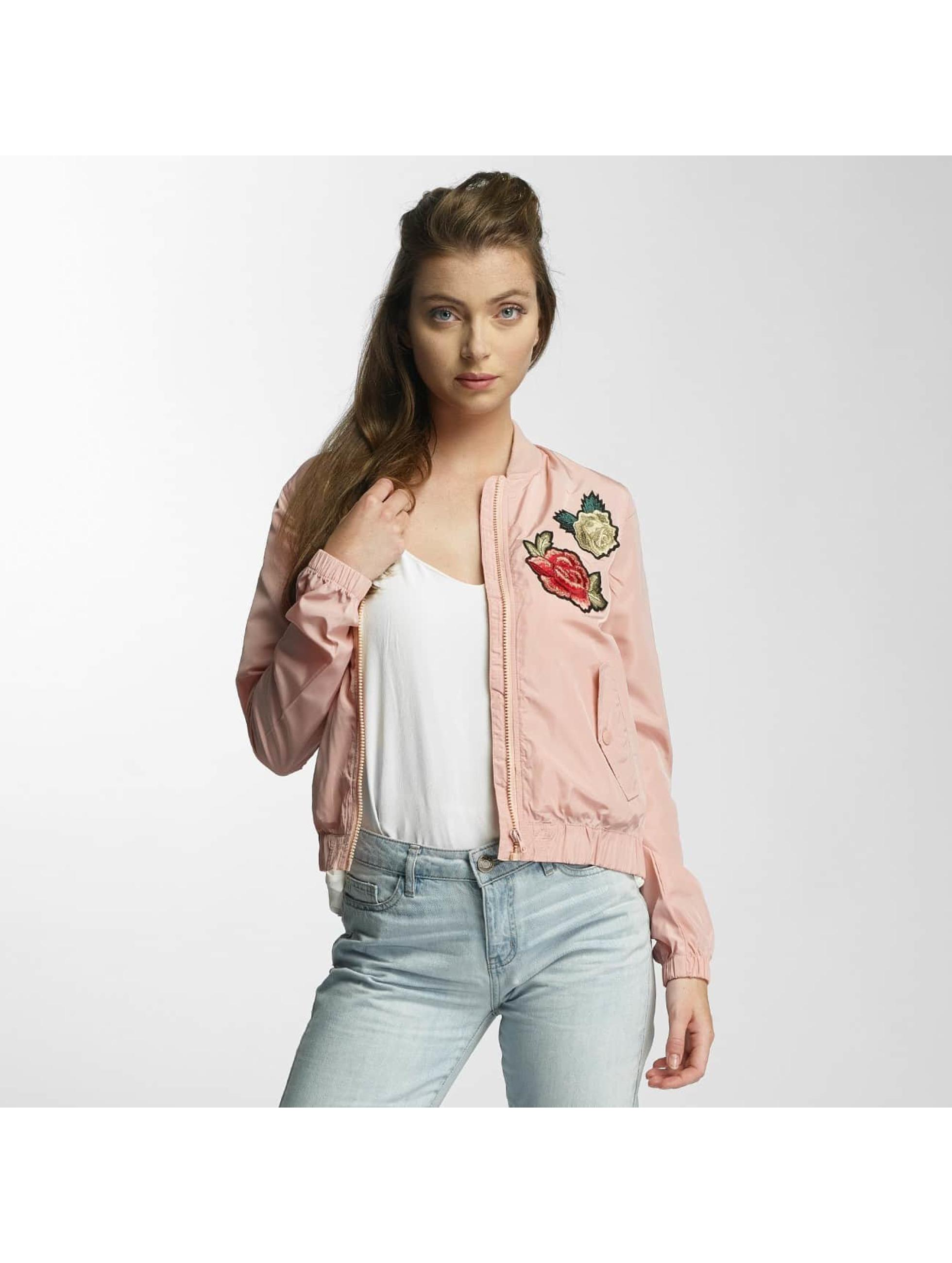 Vero Moda Bomberová bunda vmRose ružová