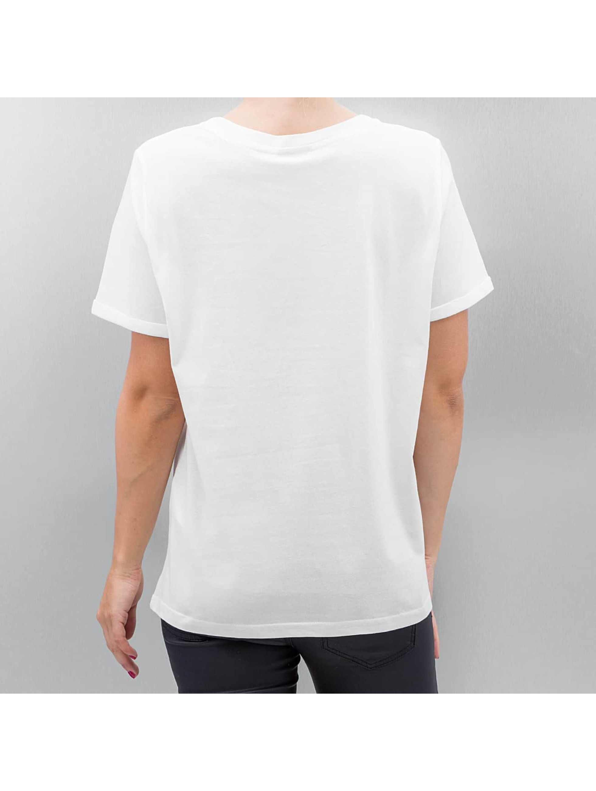 Vero Moda Camiseta vmWilly Patch blanco