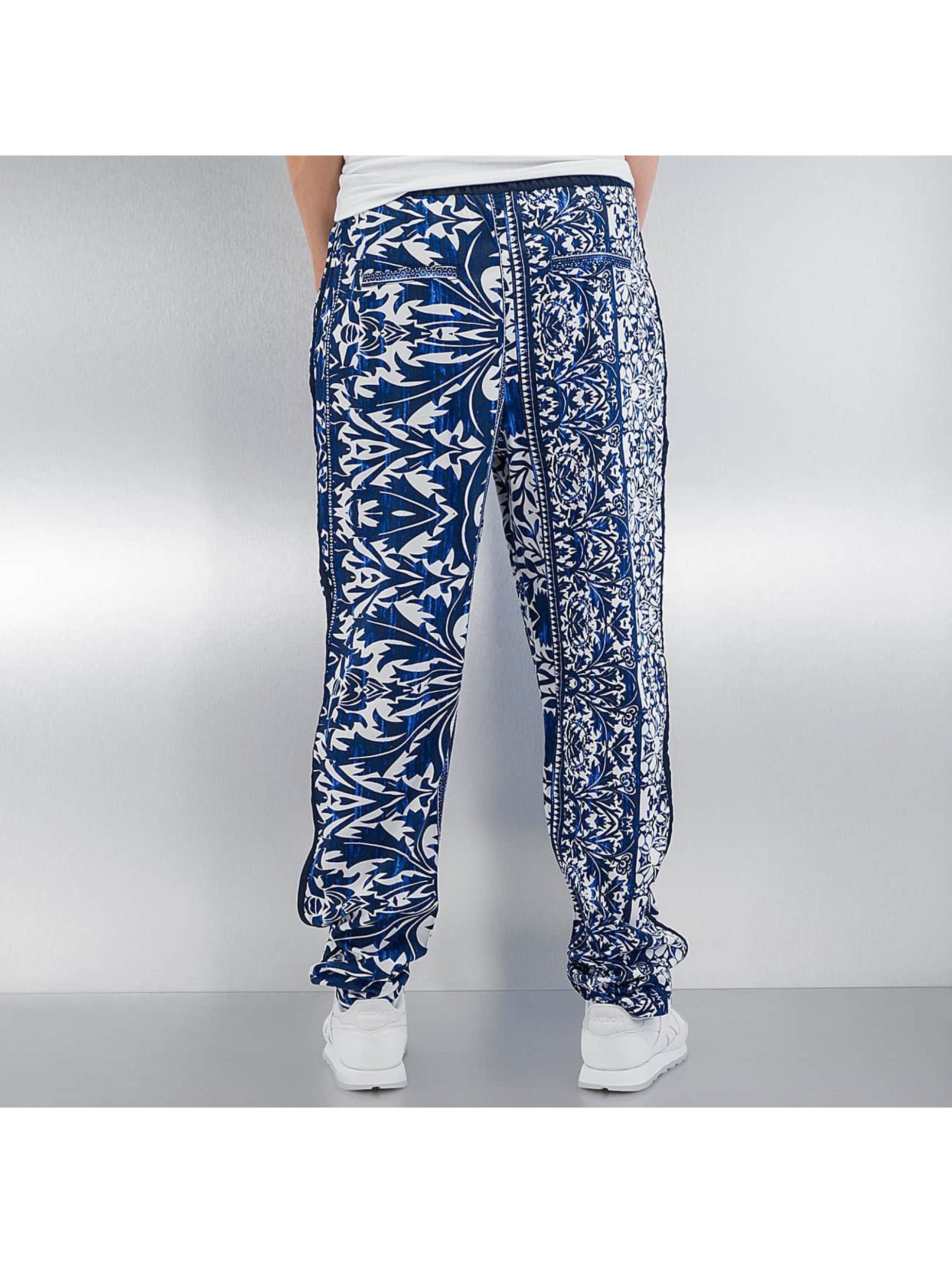 Vero Moda Cargo Nohavice vmFirst Elegant modrá