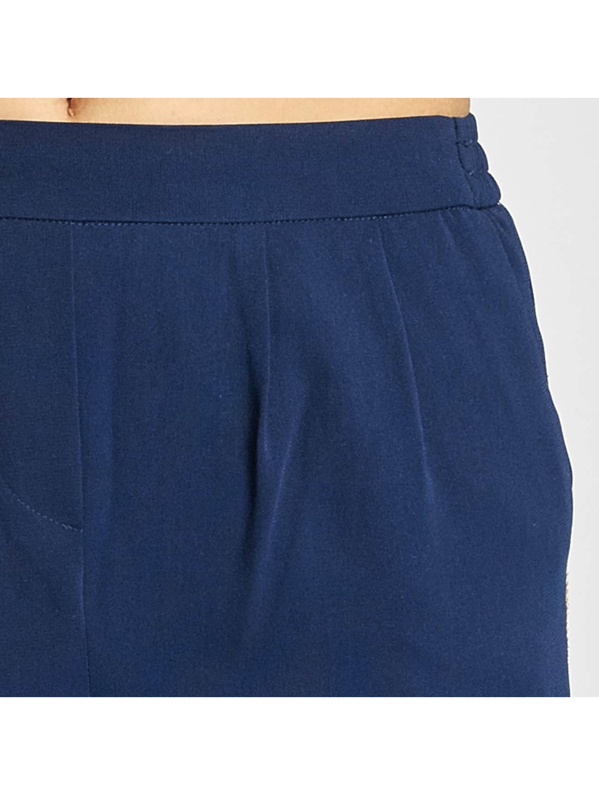 Vero Moda Cargo Nohavice vmYafa modrá