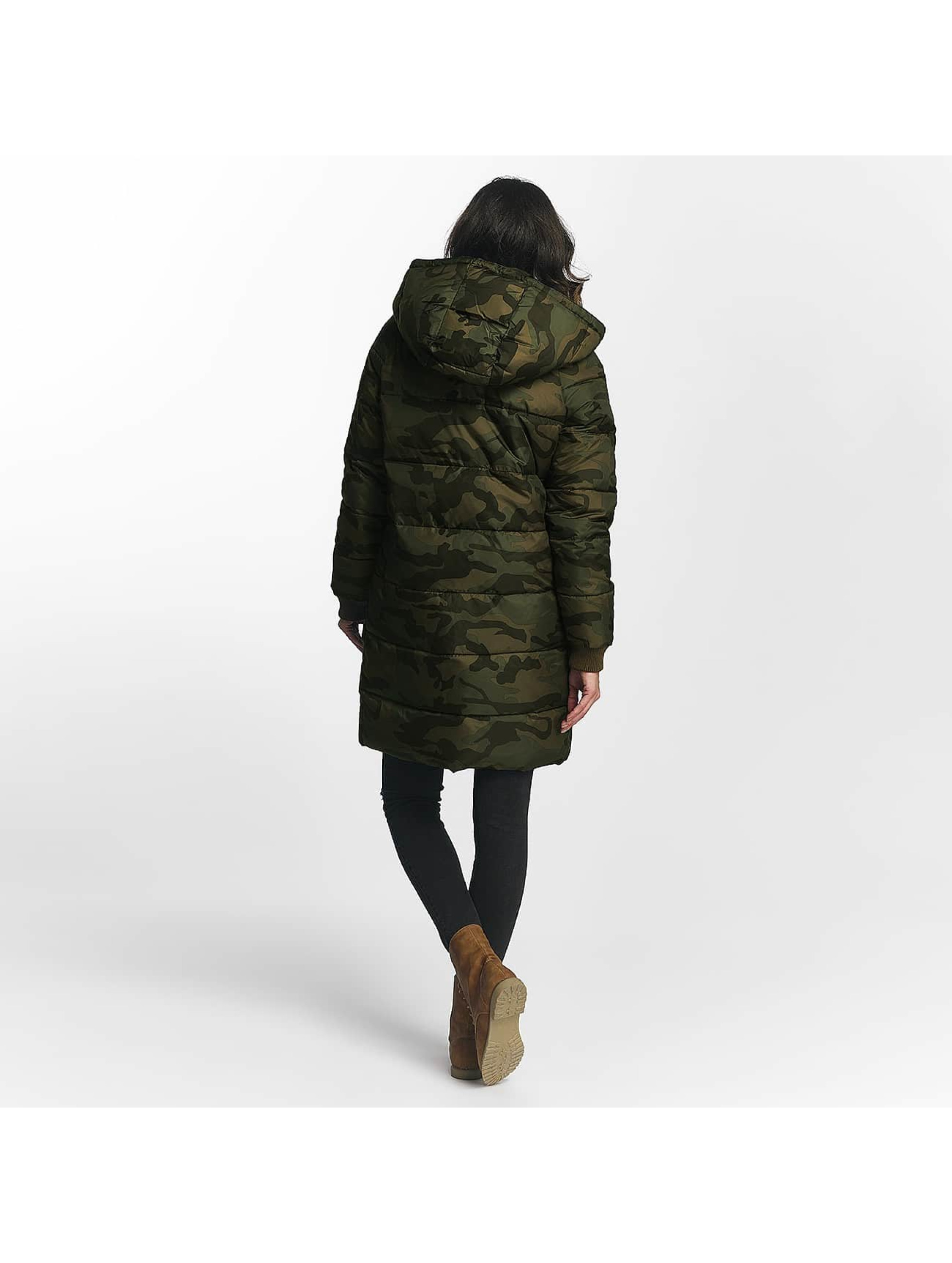 Vero Moda Chaqueta de invierno vmKevina camuflaje