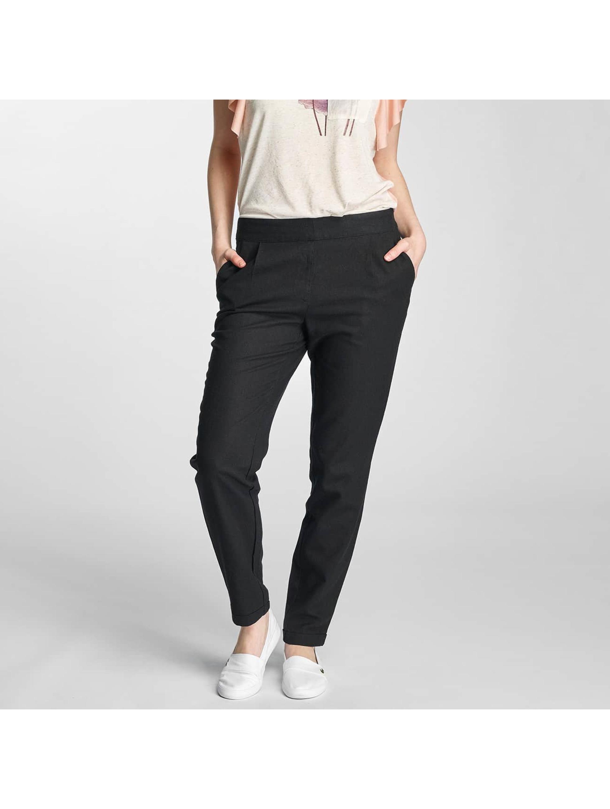 Vero Moda Pantalon / Chino VMMilo-Citrus en noir