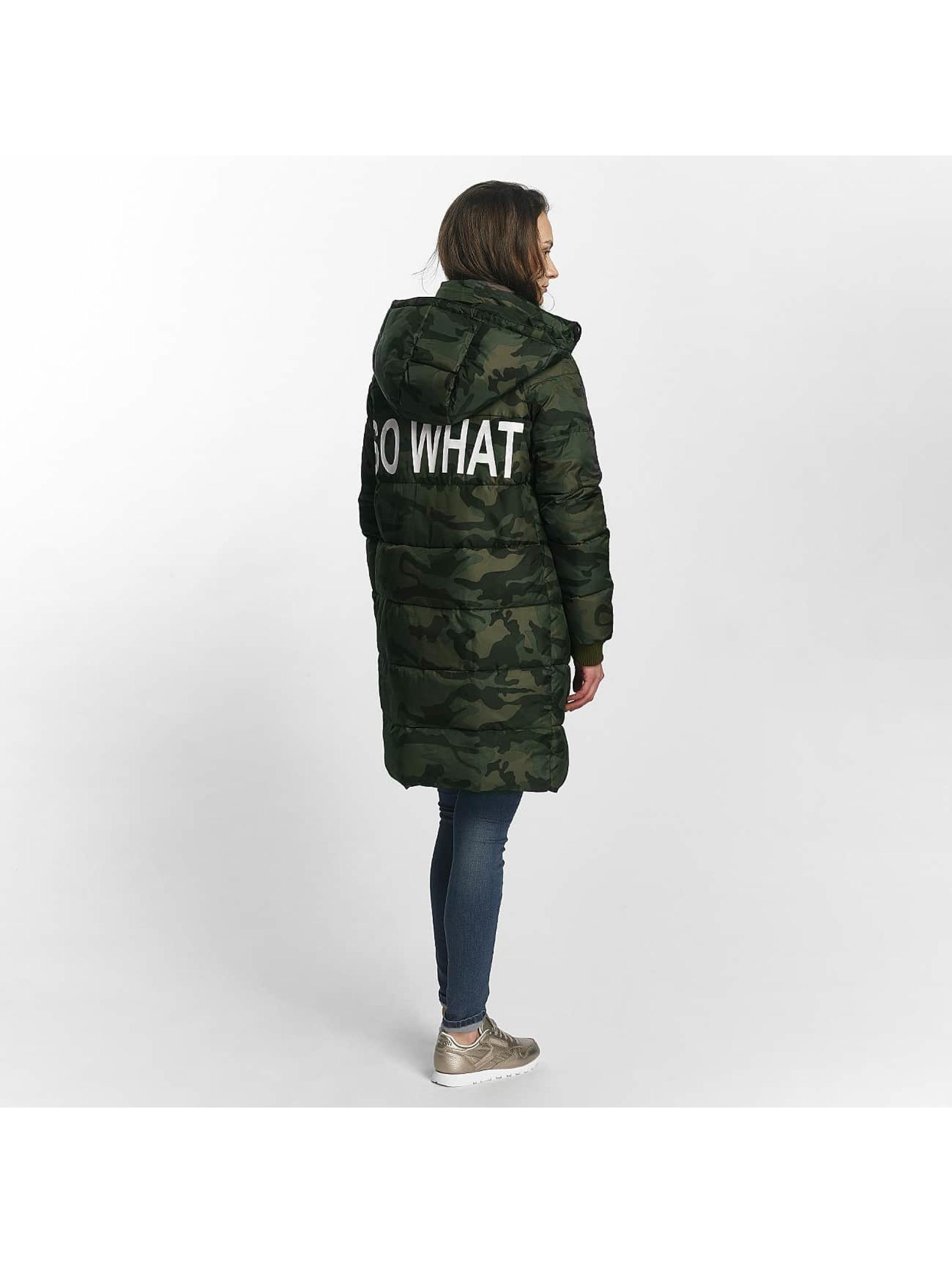 Vero Moda Coats vmKevina camouflage