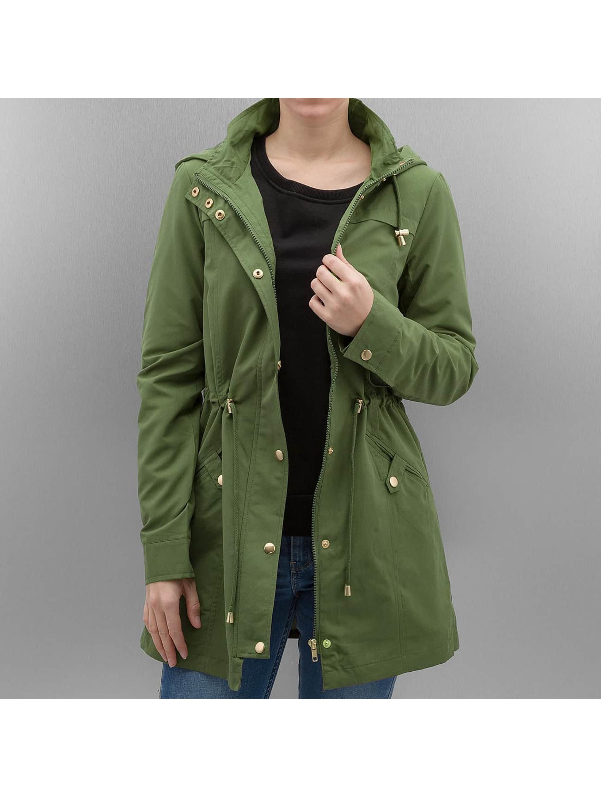 Vero Moda Coats VMPernille green