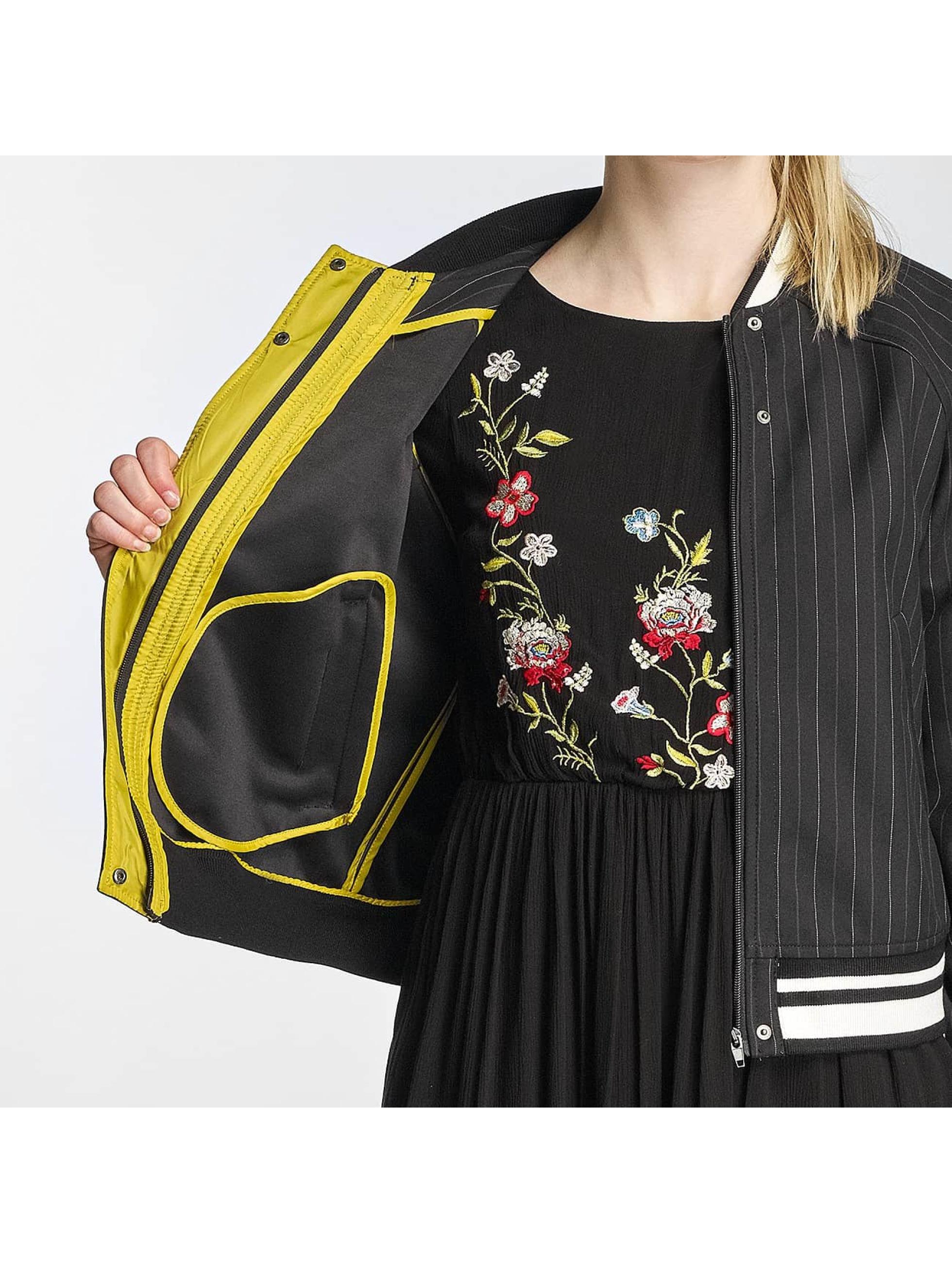 Vero Moda College Jacke vmCharly schwarz