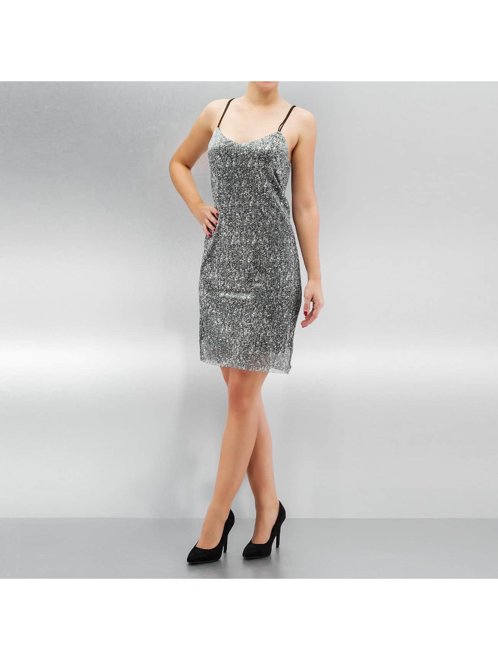 Vero Moda Dress VMStinne silver colored