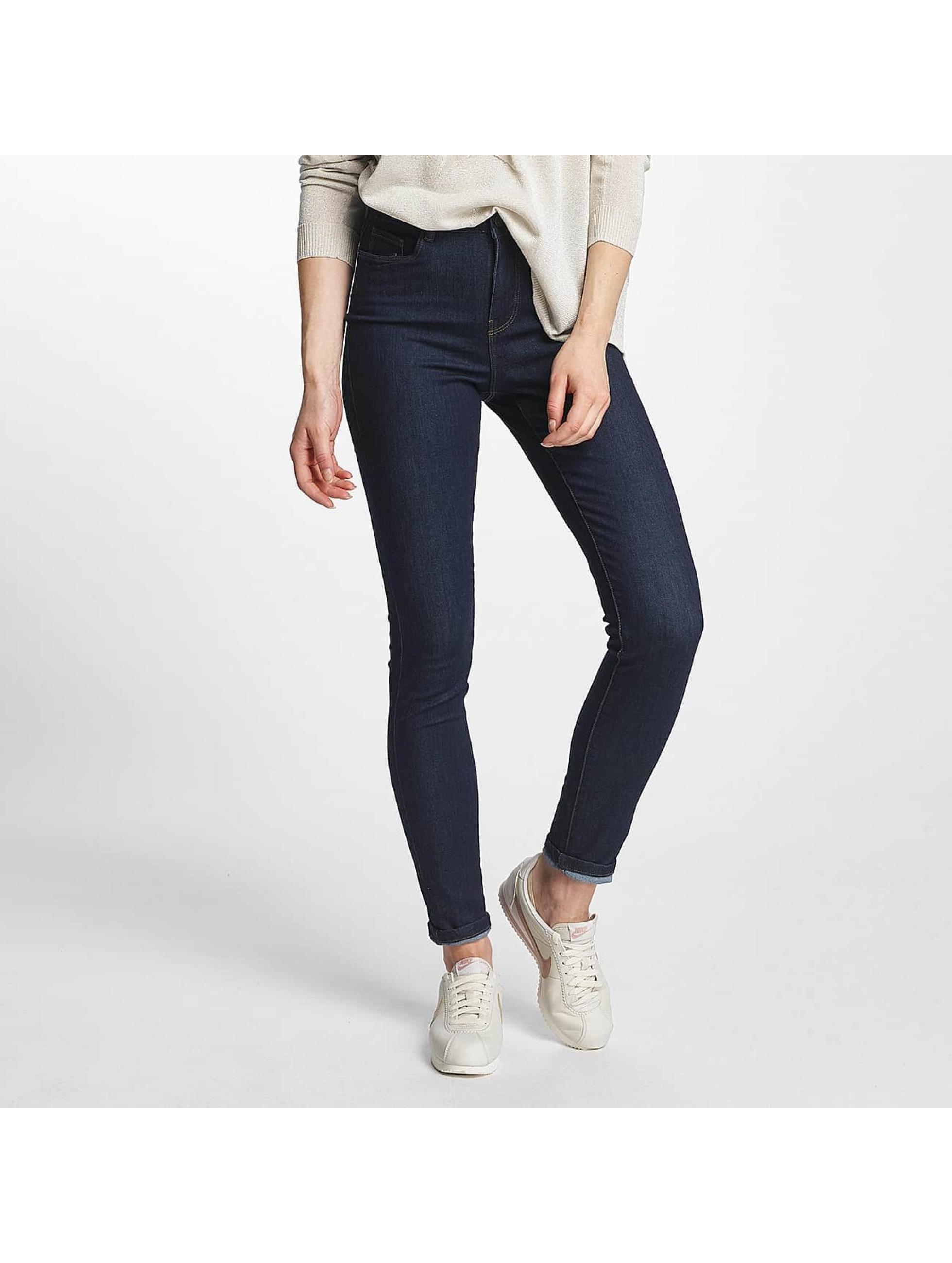 Vero Moda dżinsy przylegające vmNine niebieski