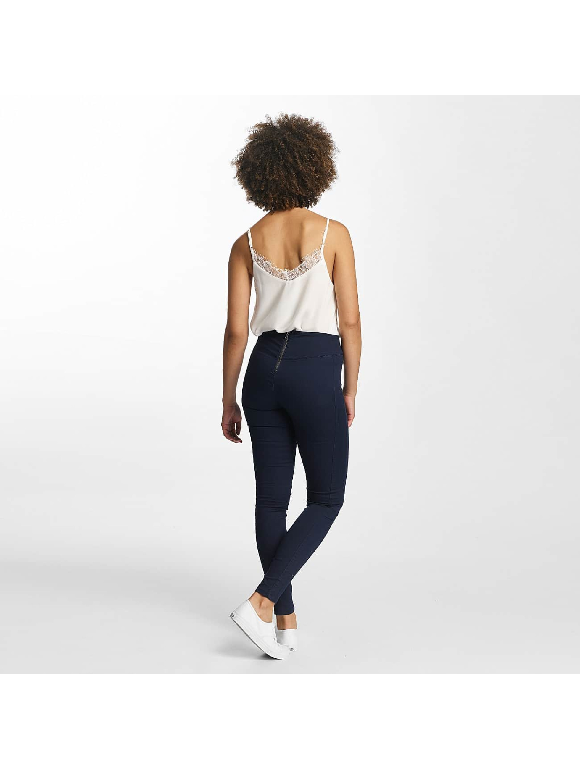Vero Moda High Waist Jeans vmHot Slim blau