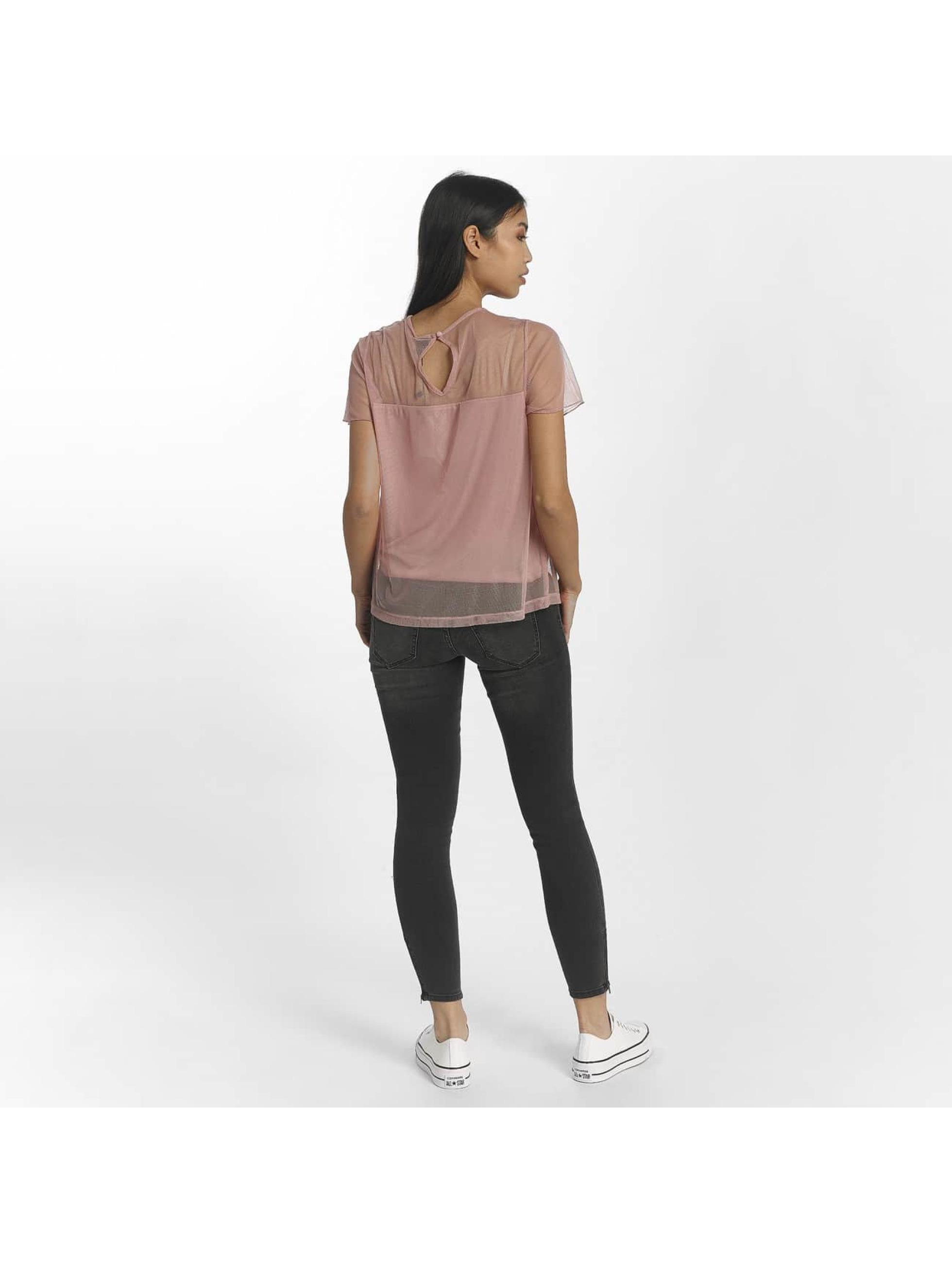 Vero Moda Hihattomat paidat vmJade roosa