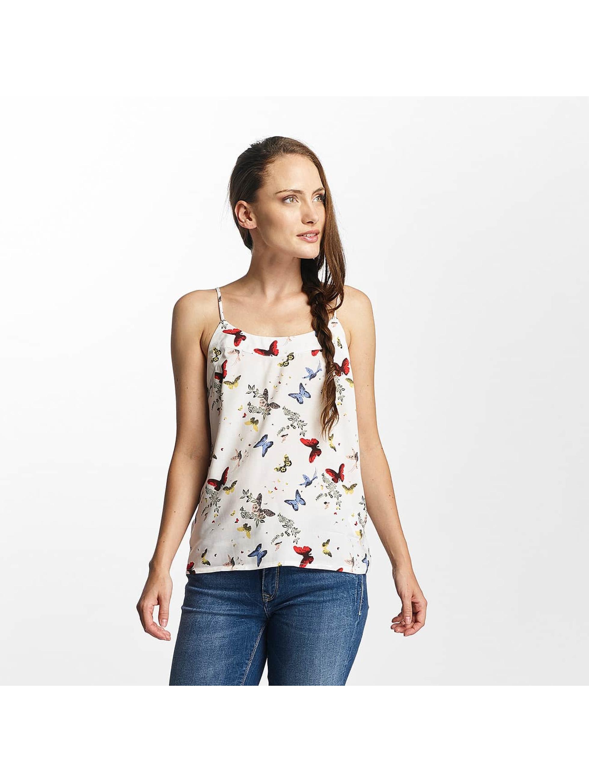 Vero Moda Hihattomat paidat vmNow valkoinen