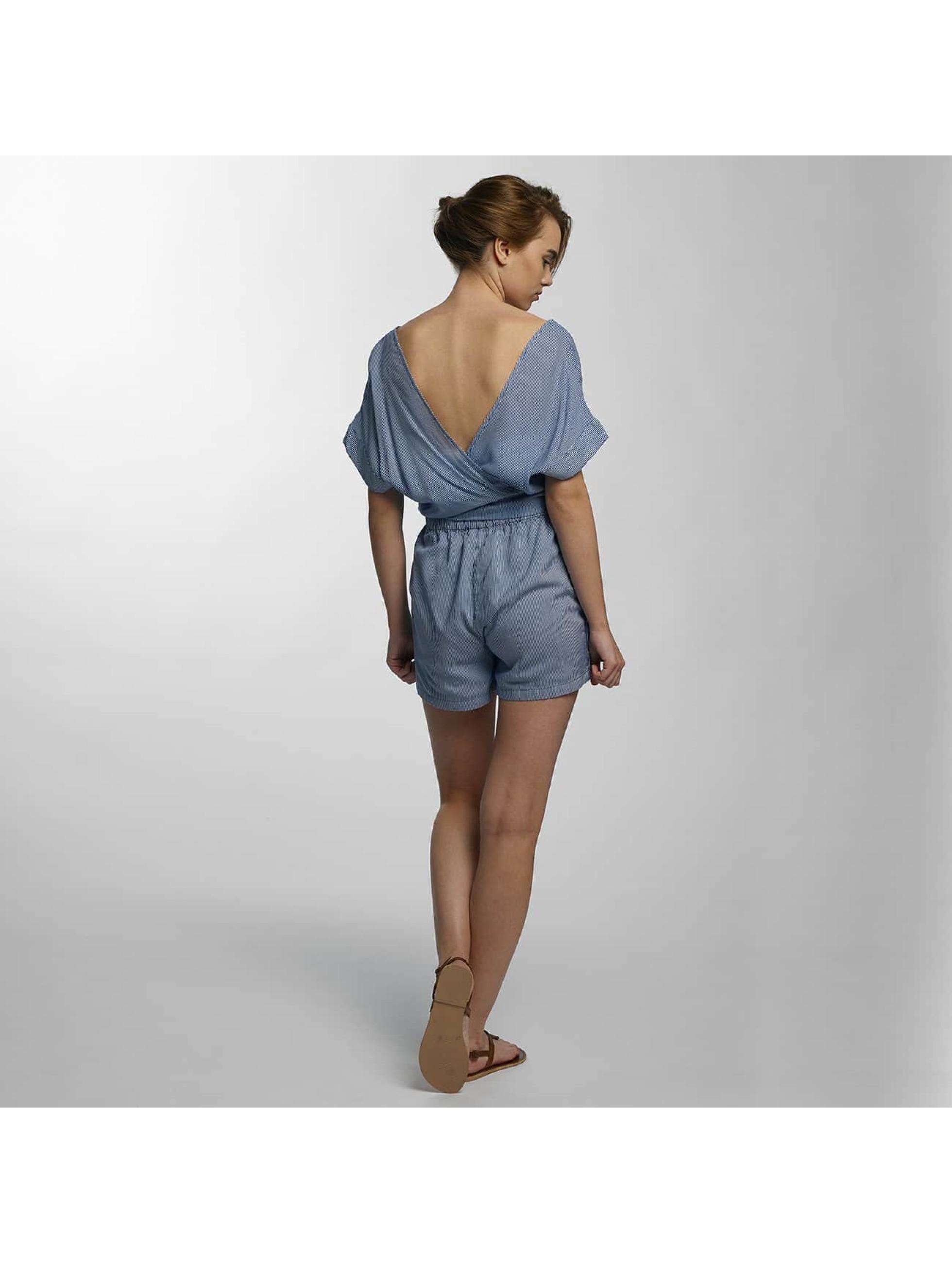 Vero Moda jumpsuit vmHoly blauw