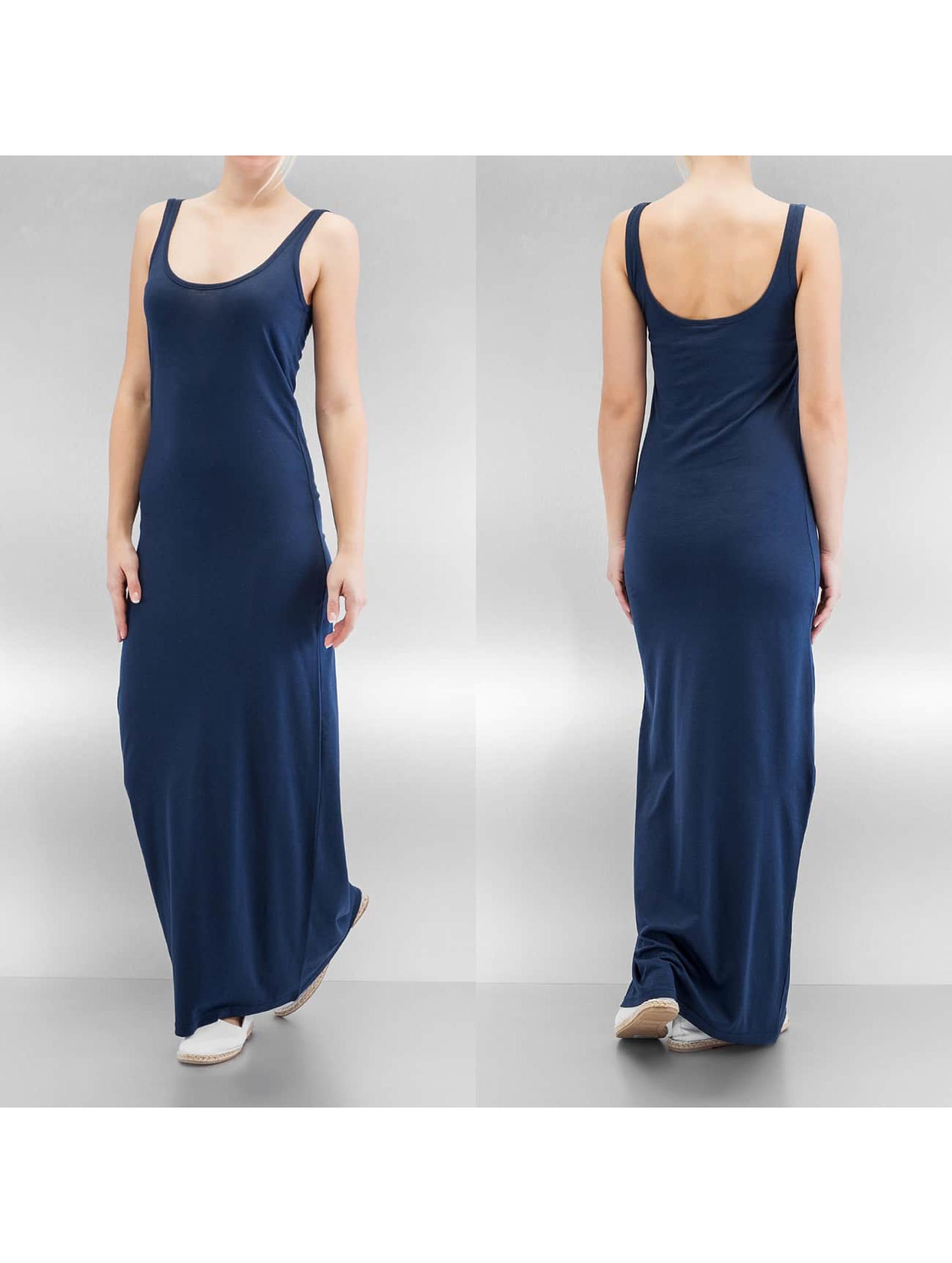 Vero Moda jurk vmNanna Ancle blauw