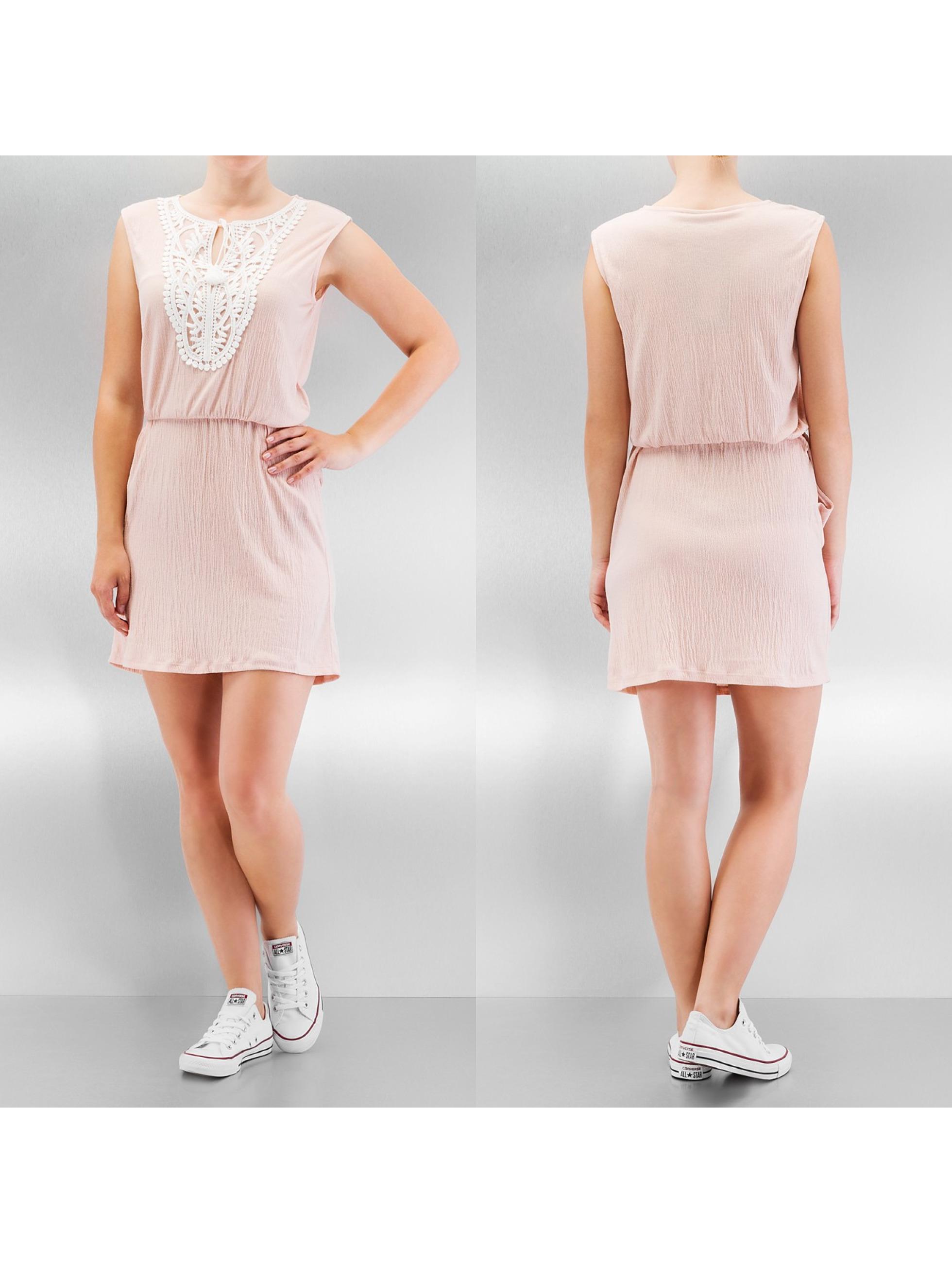 Vero Moda jurk vmMatea Crochet Short rose