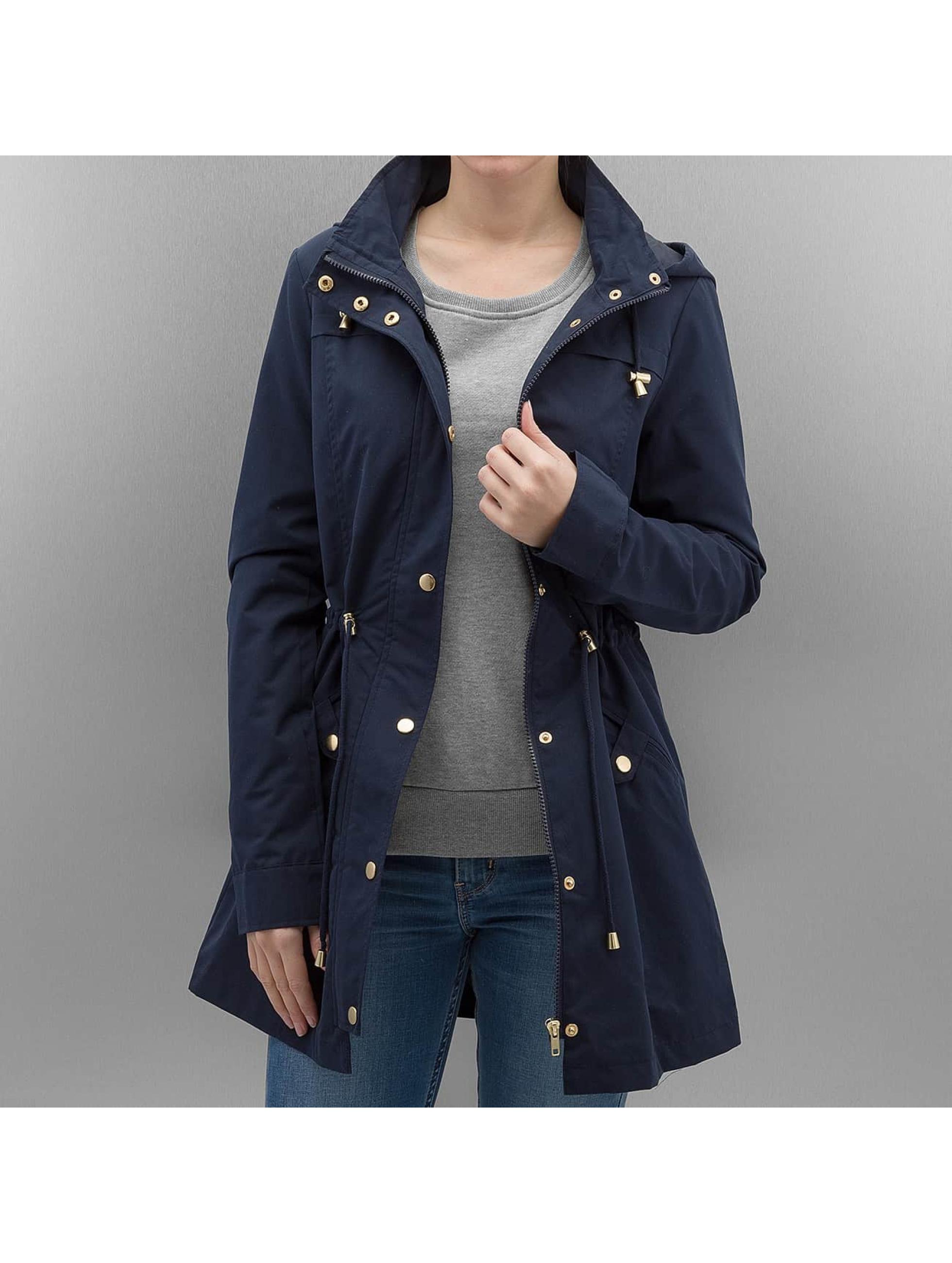 Vero Moda Kabáty VMPernille modrá