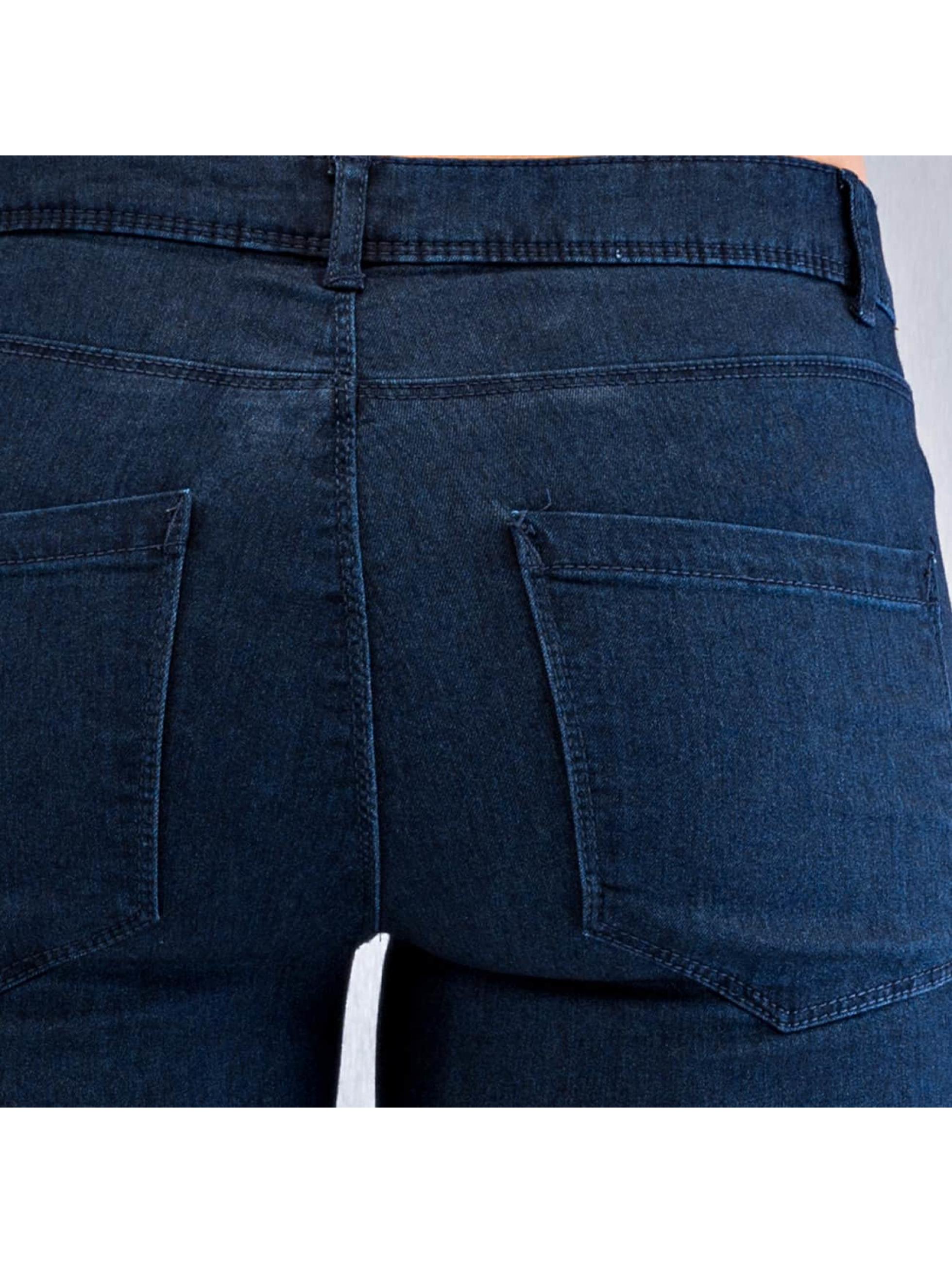 Vero Moda Kapeat farkut VMFlex-It sininen