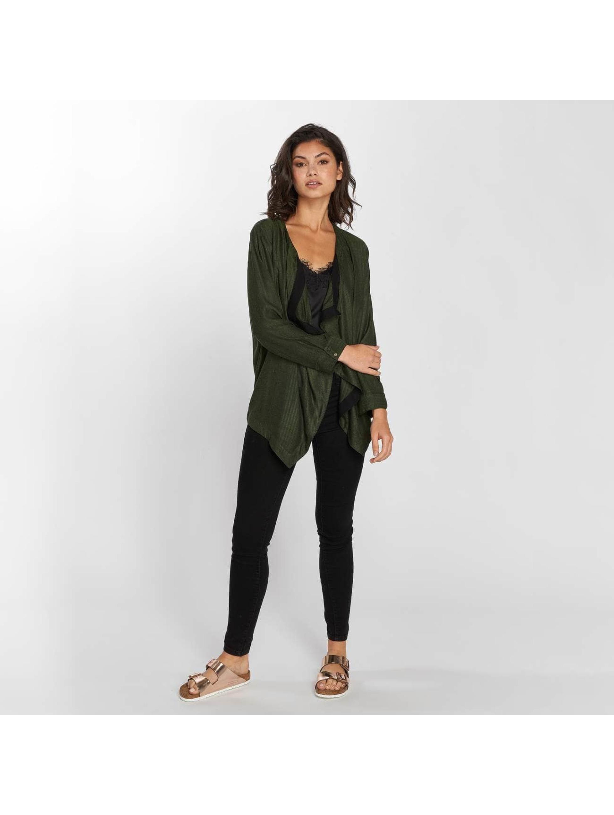 Vero Moda Kardigán vmMichelle zelená