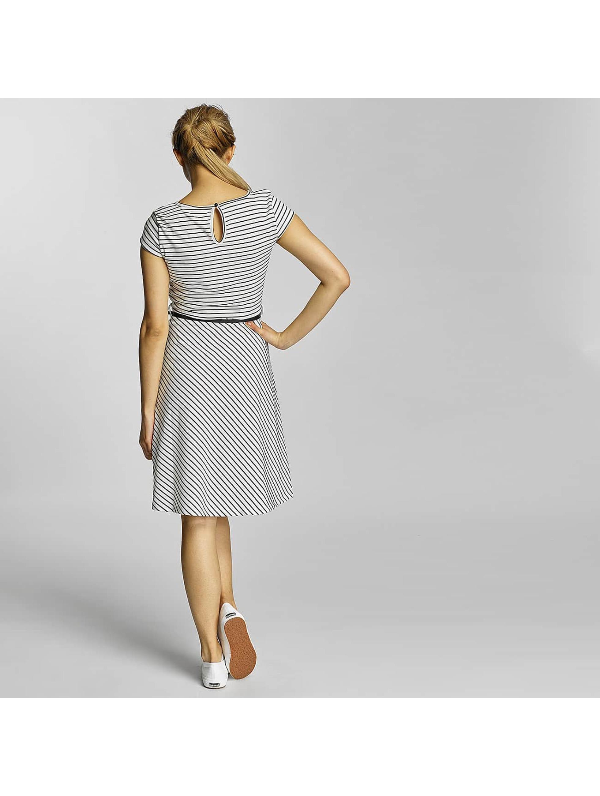 Vero Moda Kleid vmVigga weiß