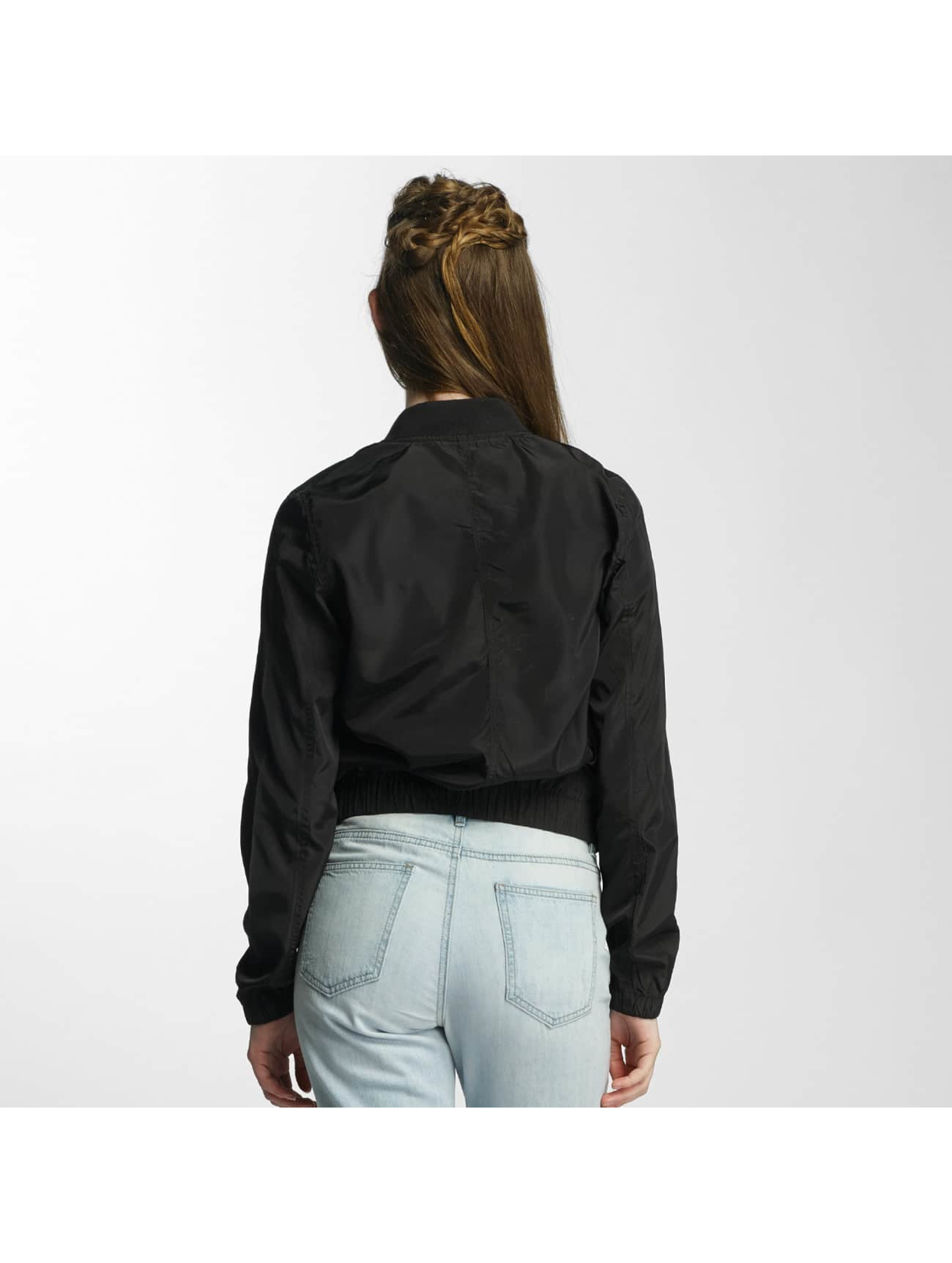 Vero Moda Letecká bunda vmRose čern