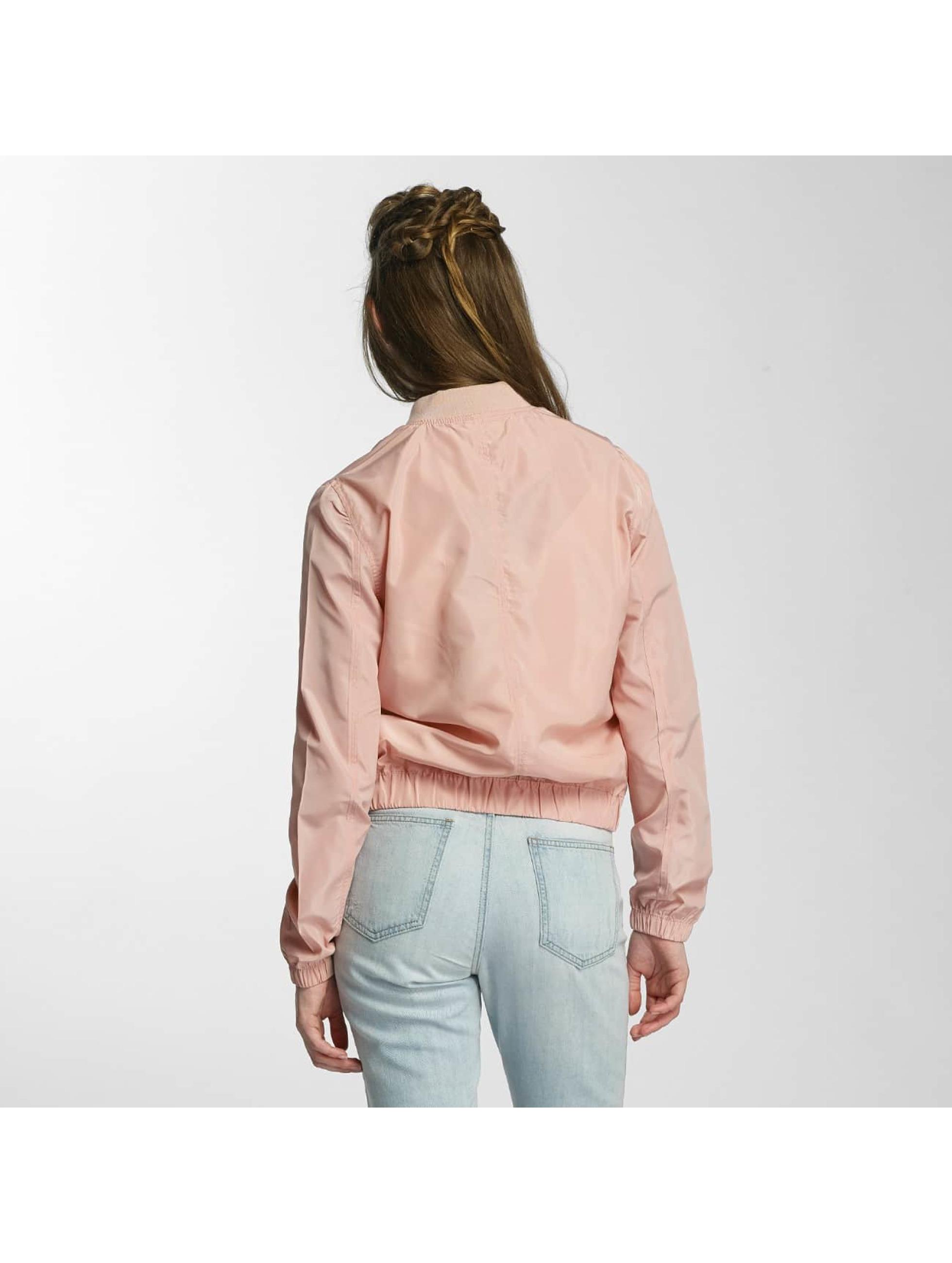 Vero Moda Letecká bunda vmRose růžový