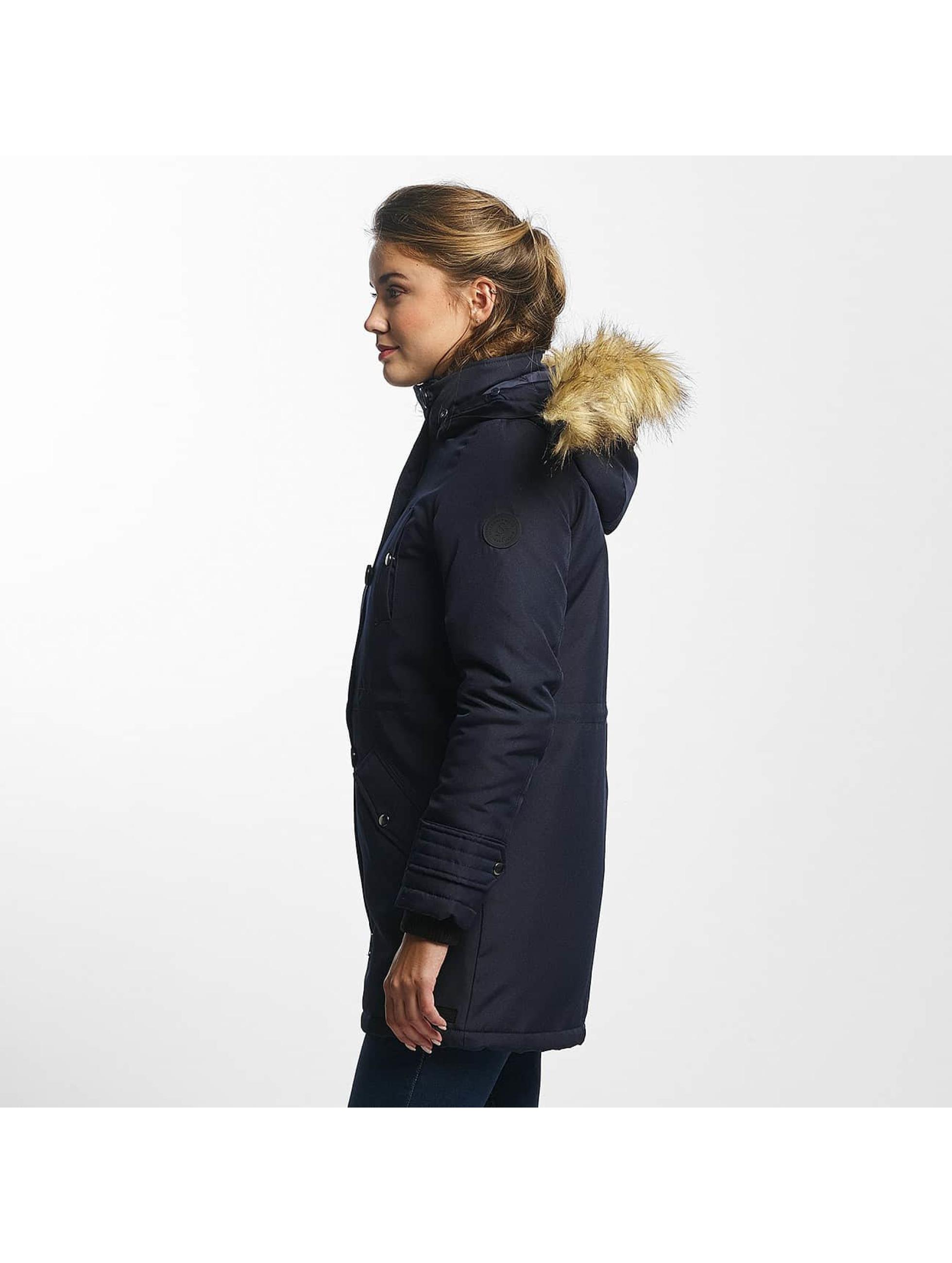 Vero Moda Manteau hiver vmExcursion Expedition 3/4 bleu