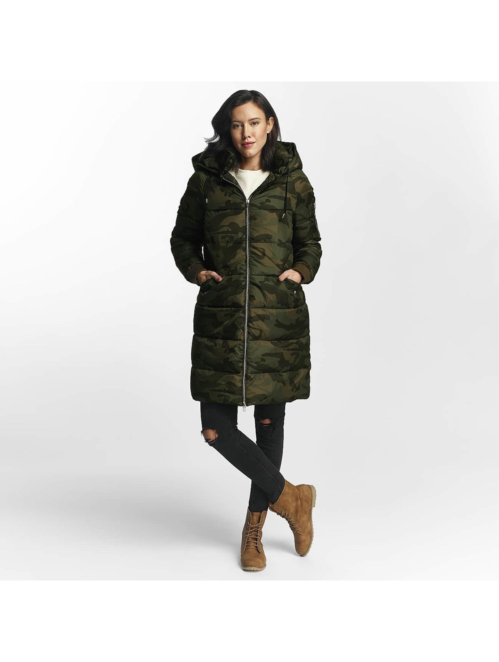 Vero Moda Manteau hiver vmKevina camouflage