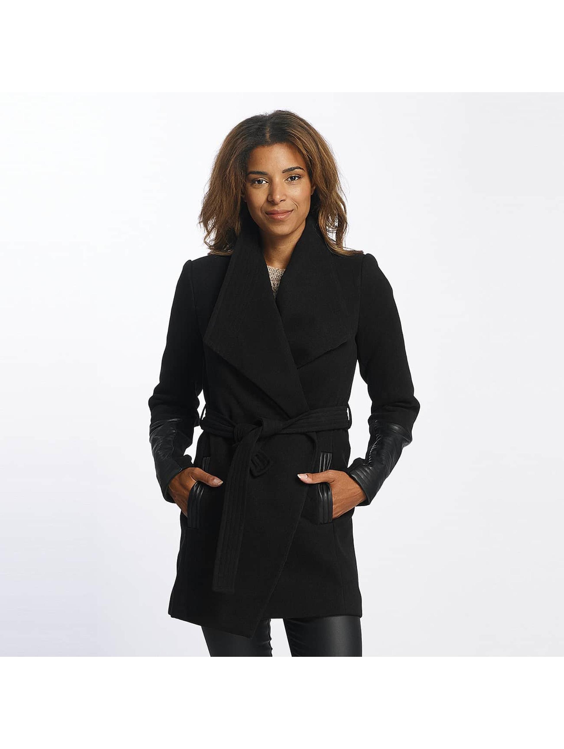 Vero Moda vmCala noir Manteau femme