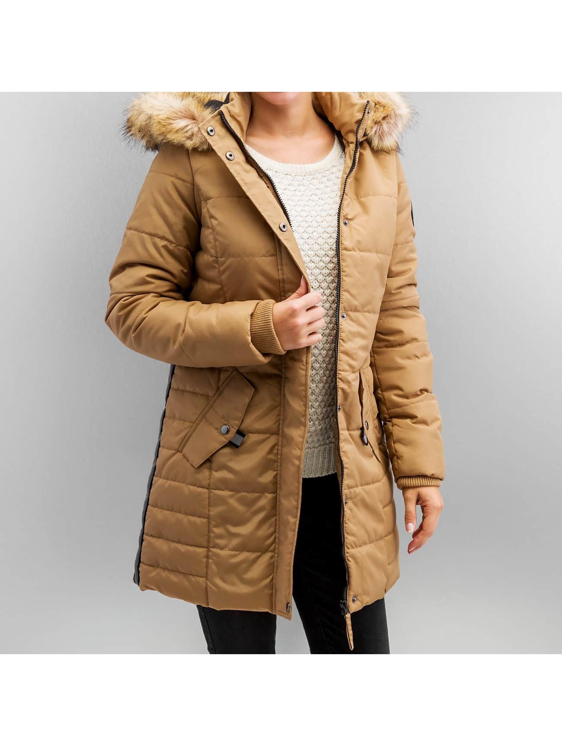 Mantel cmGaps Gabbie in beige