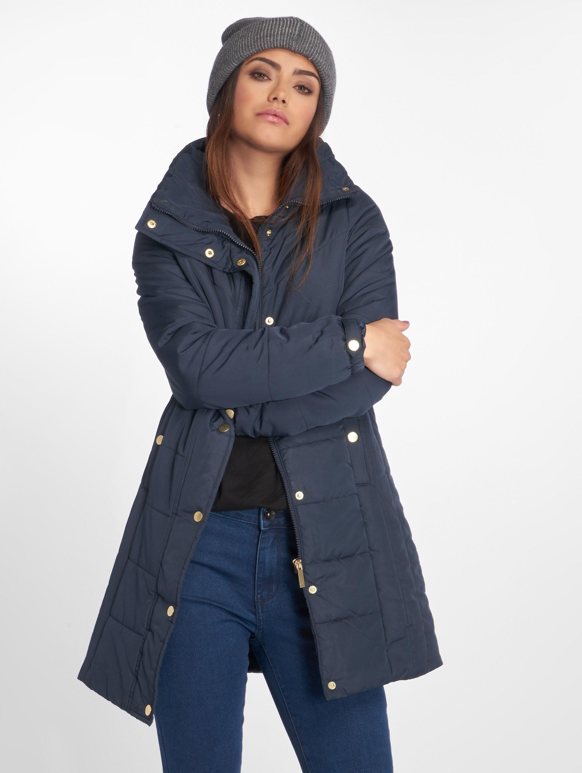 Vero Moda Mantel vmPapette blau