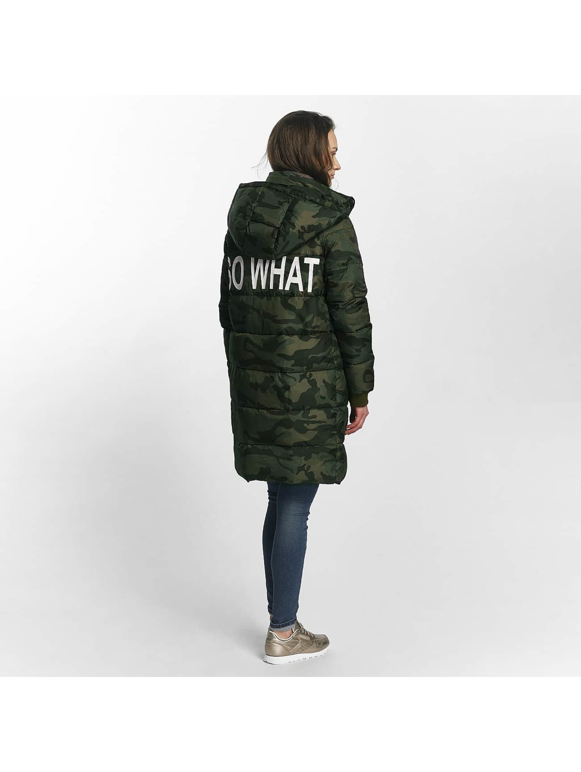 Vero Moda Mantel vmKevina camouflage