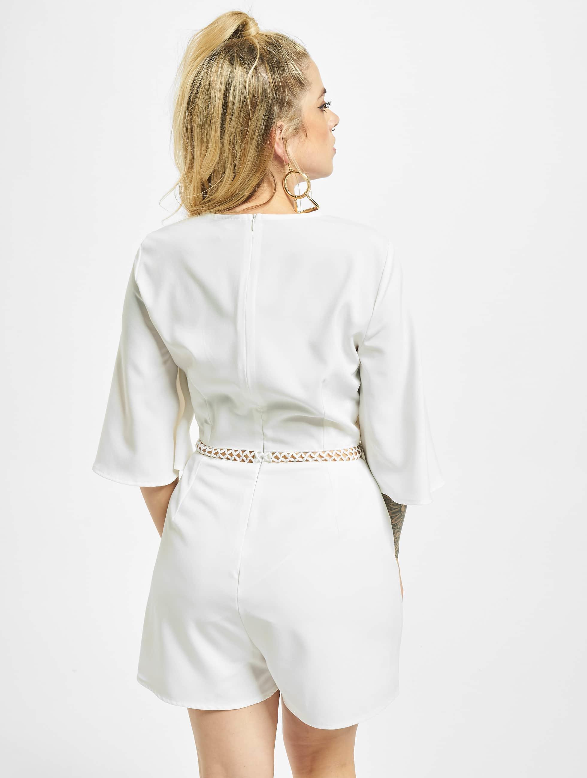 Vero Moda Overály VmKai biela