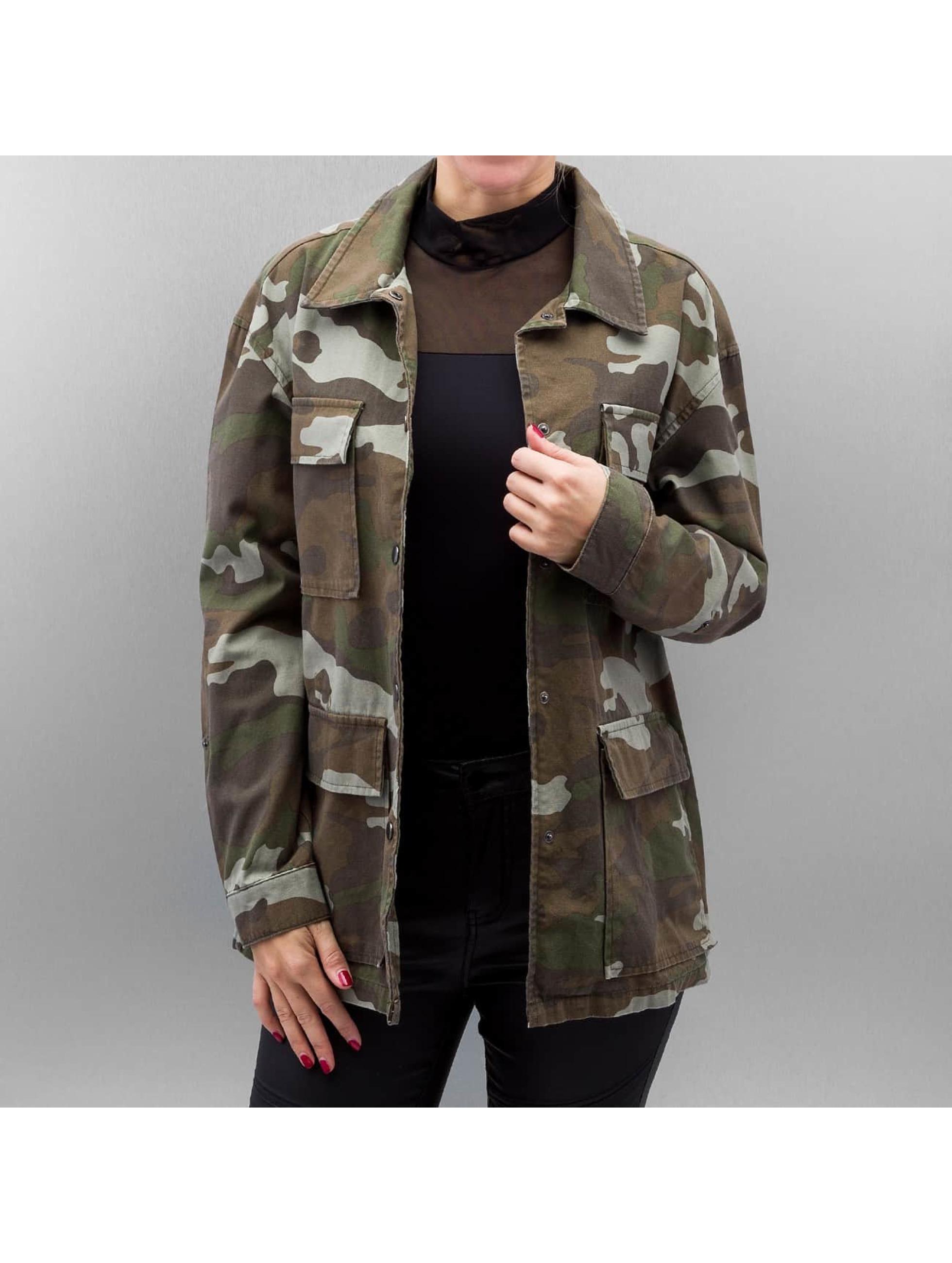 Vero Moda Overgangsjakker VmEmma camouflage