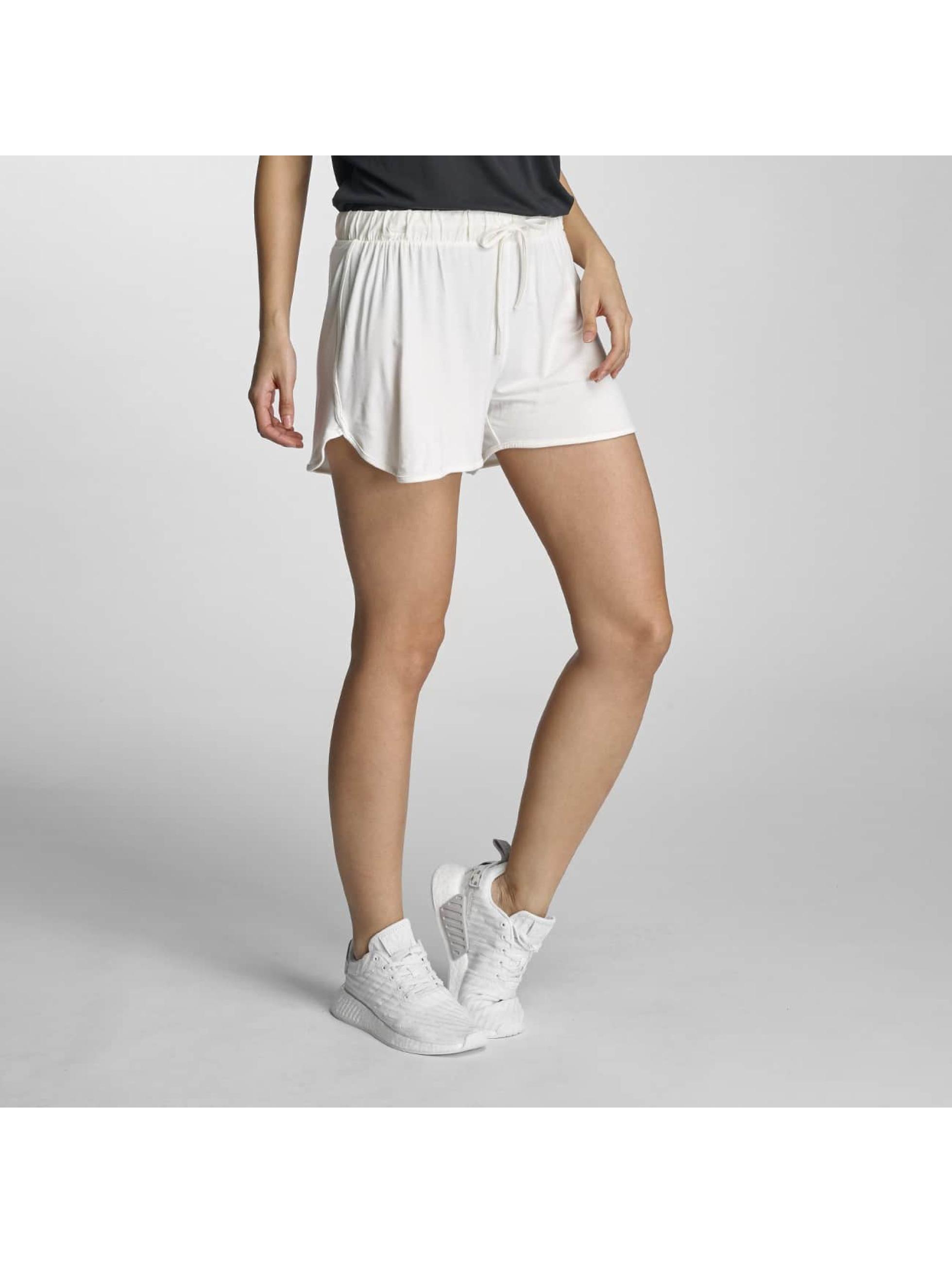 Vero Moda Pantalón cortos vmTrue blanco