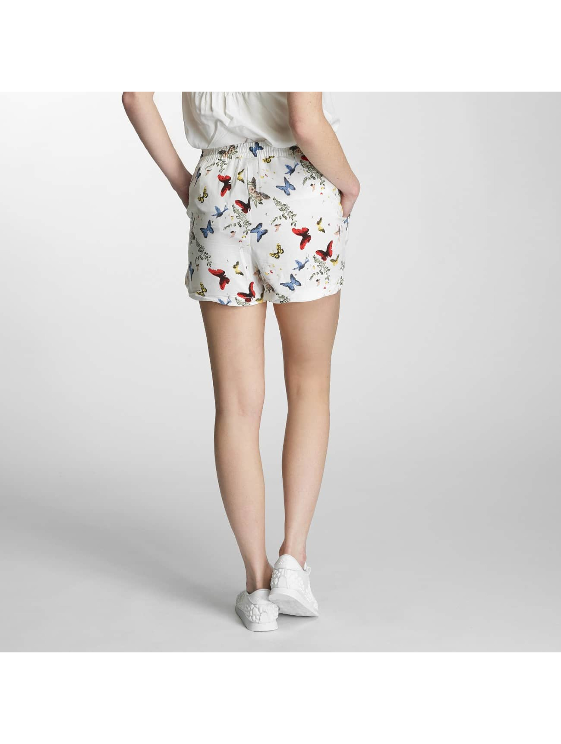 Vero Moda Pantalón cortos vmNow blanco
