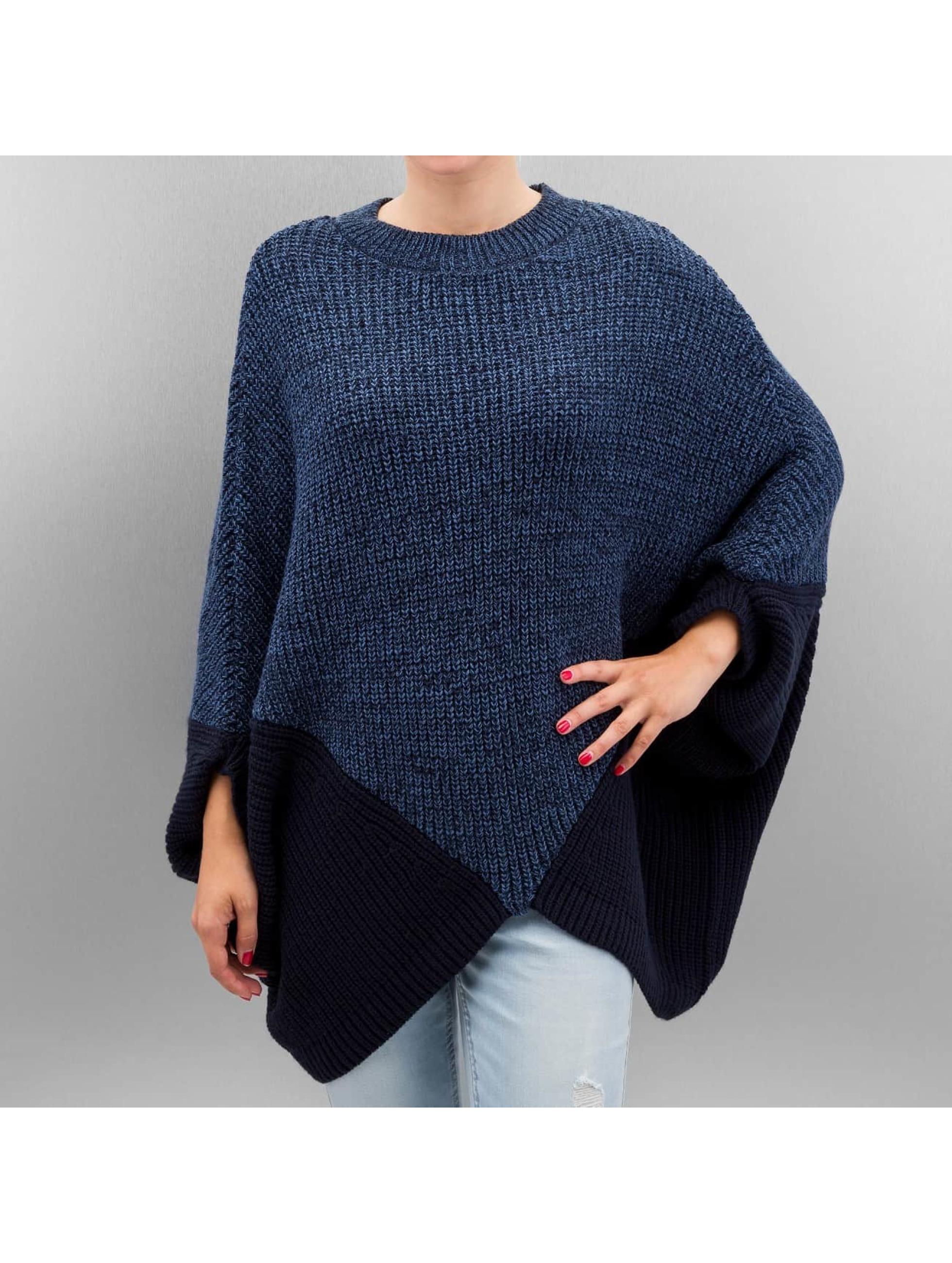 Pullover cmProud Knit in blau