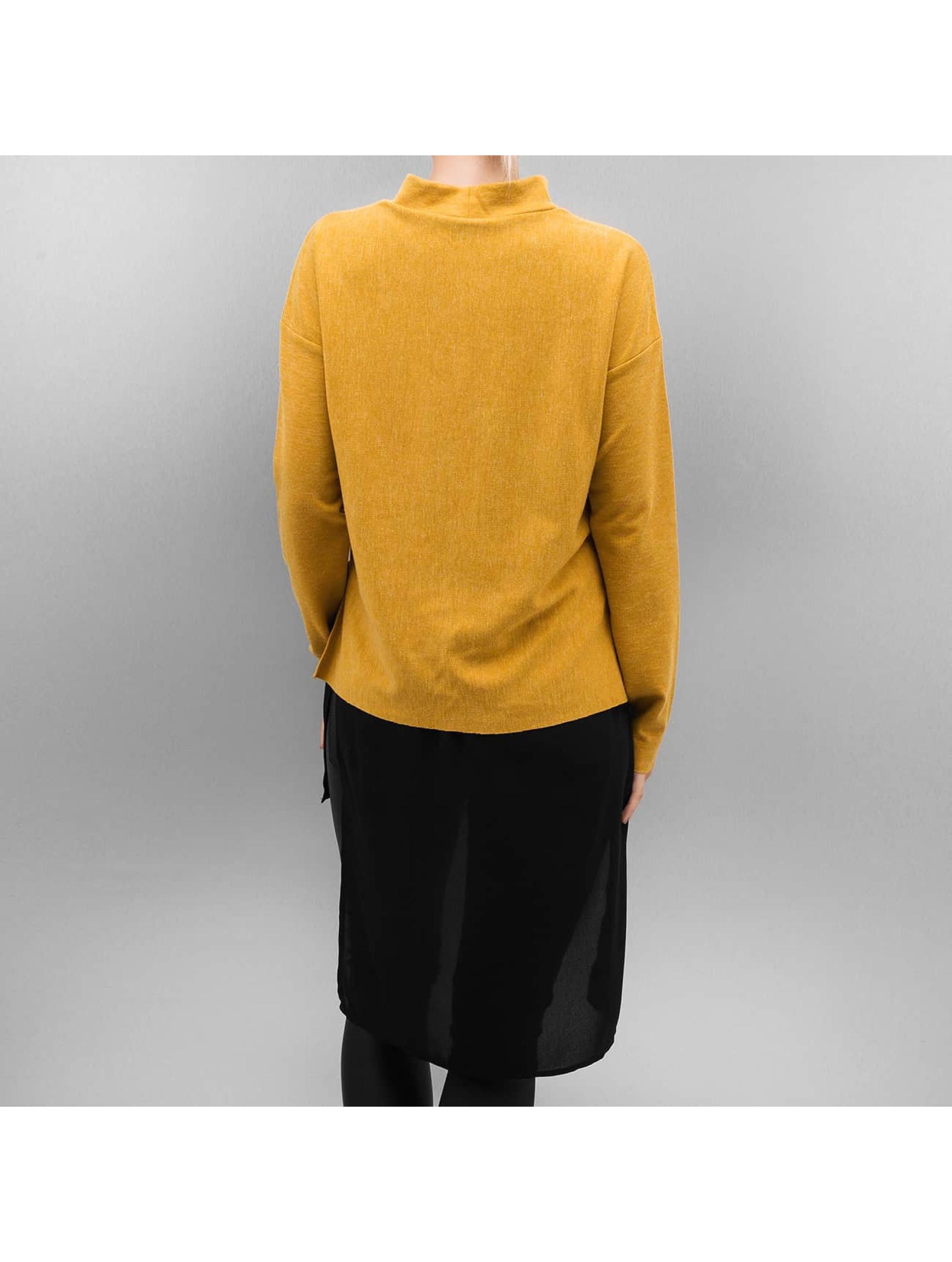 Vero Moda Pullover vmNora goldfarben