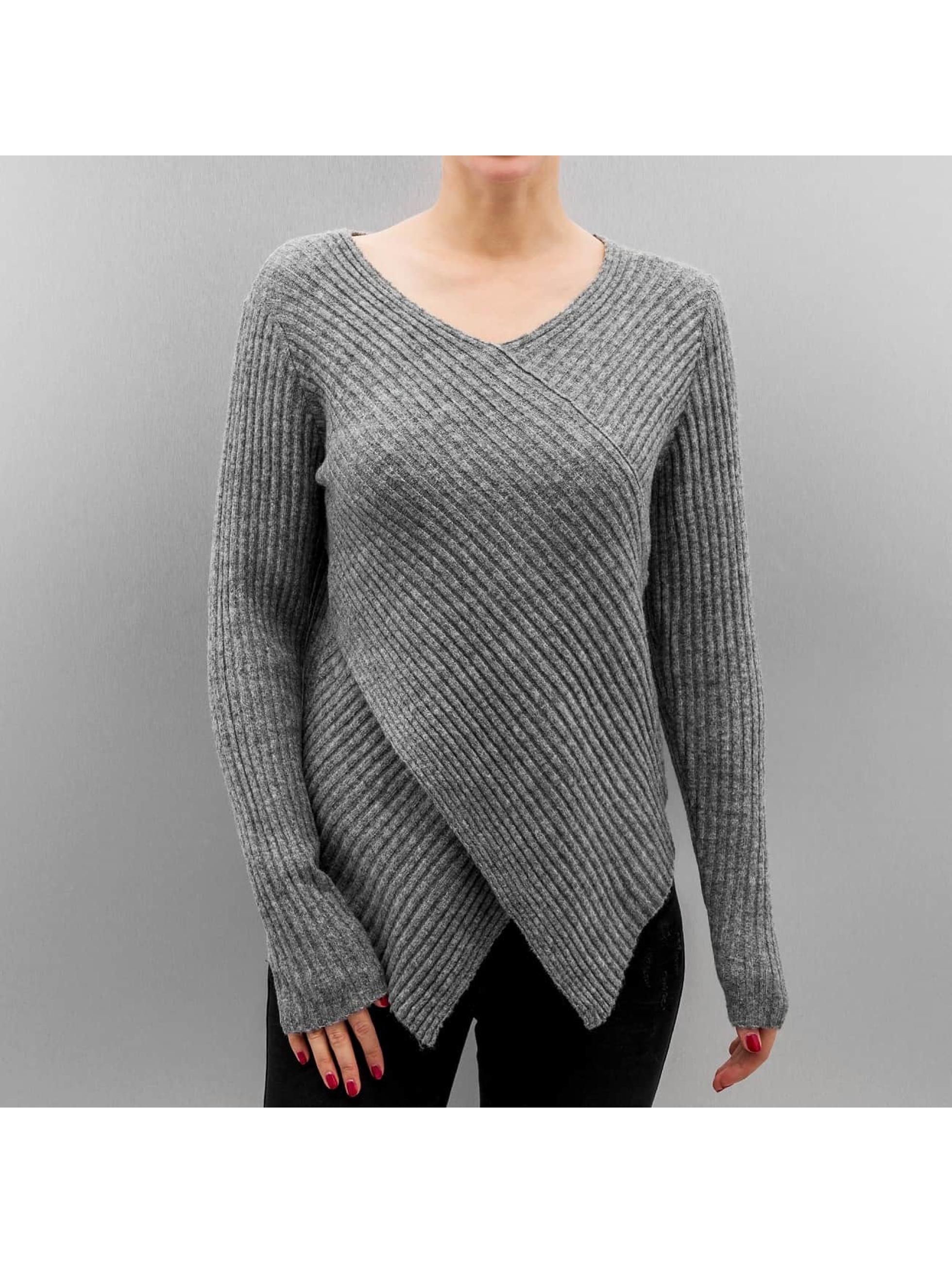 Pullover vmAnny in grau