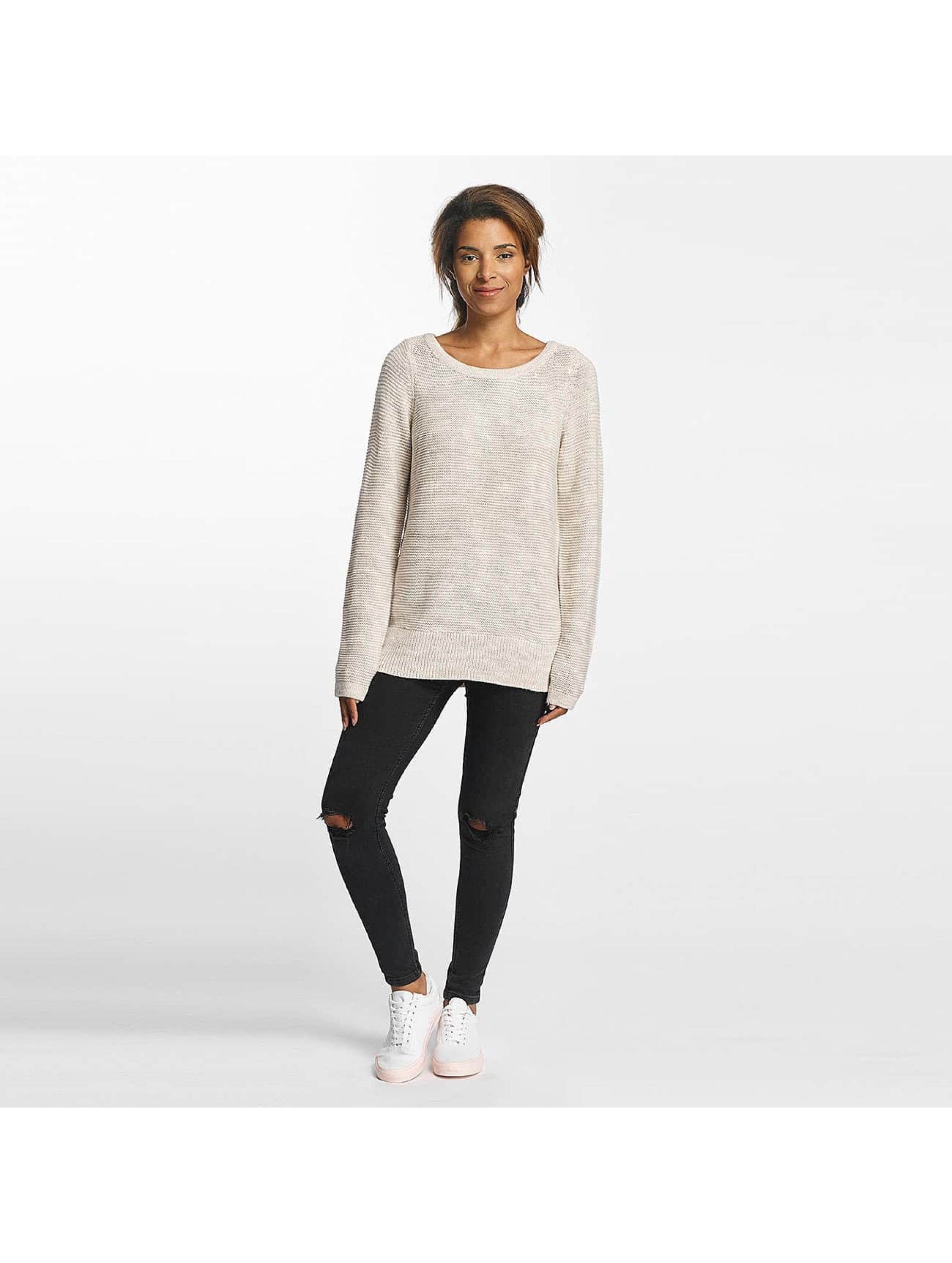 Vero Moda Pullover vmZoe Joya grau