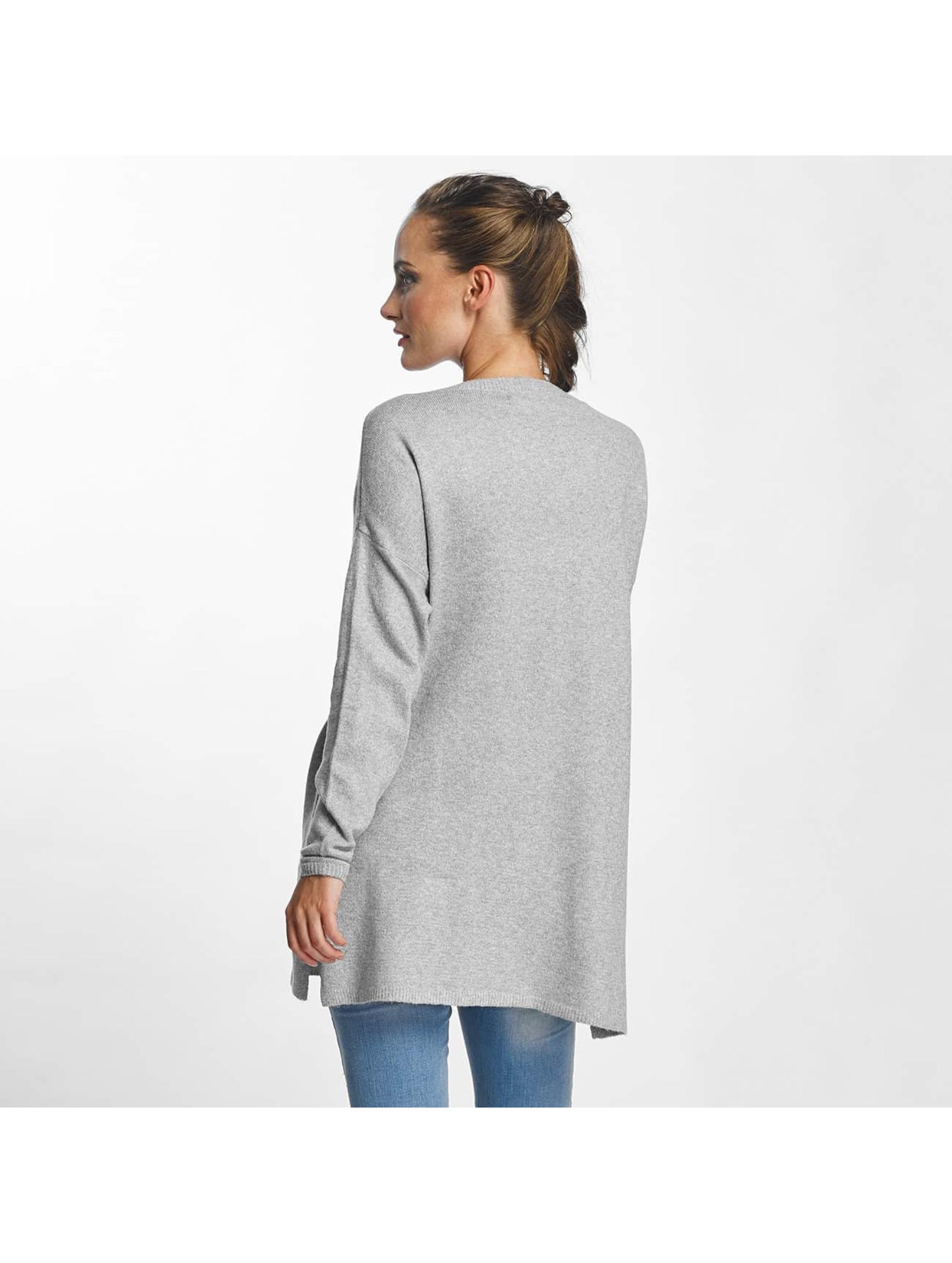 Vero Moda Pullover vmBrilliant grau